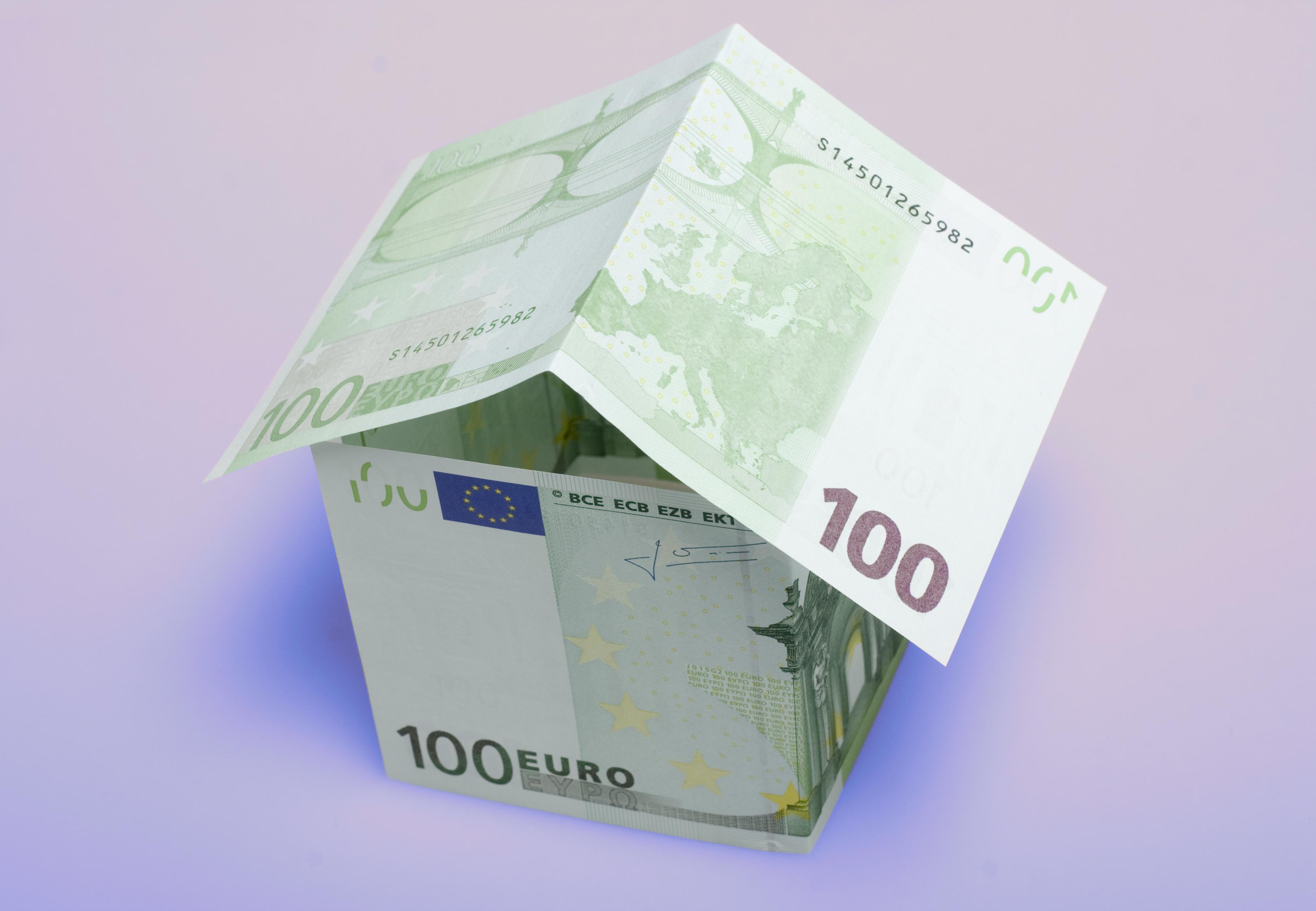 Money house, Bills, Photo, Investment, Landlord, HQ Photo