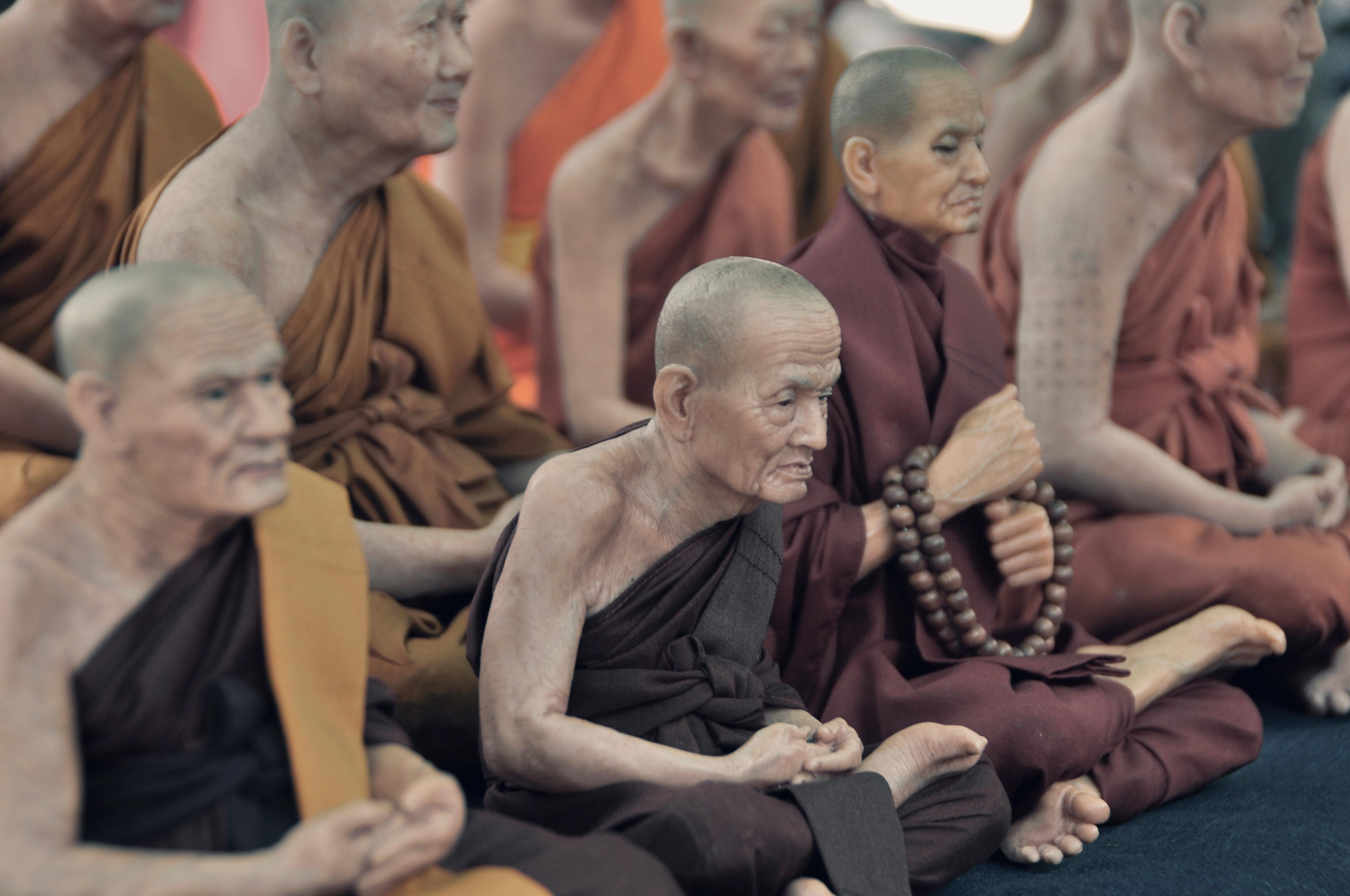 Monks photo