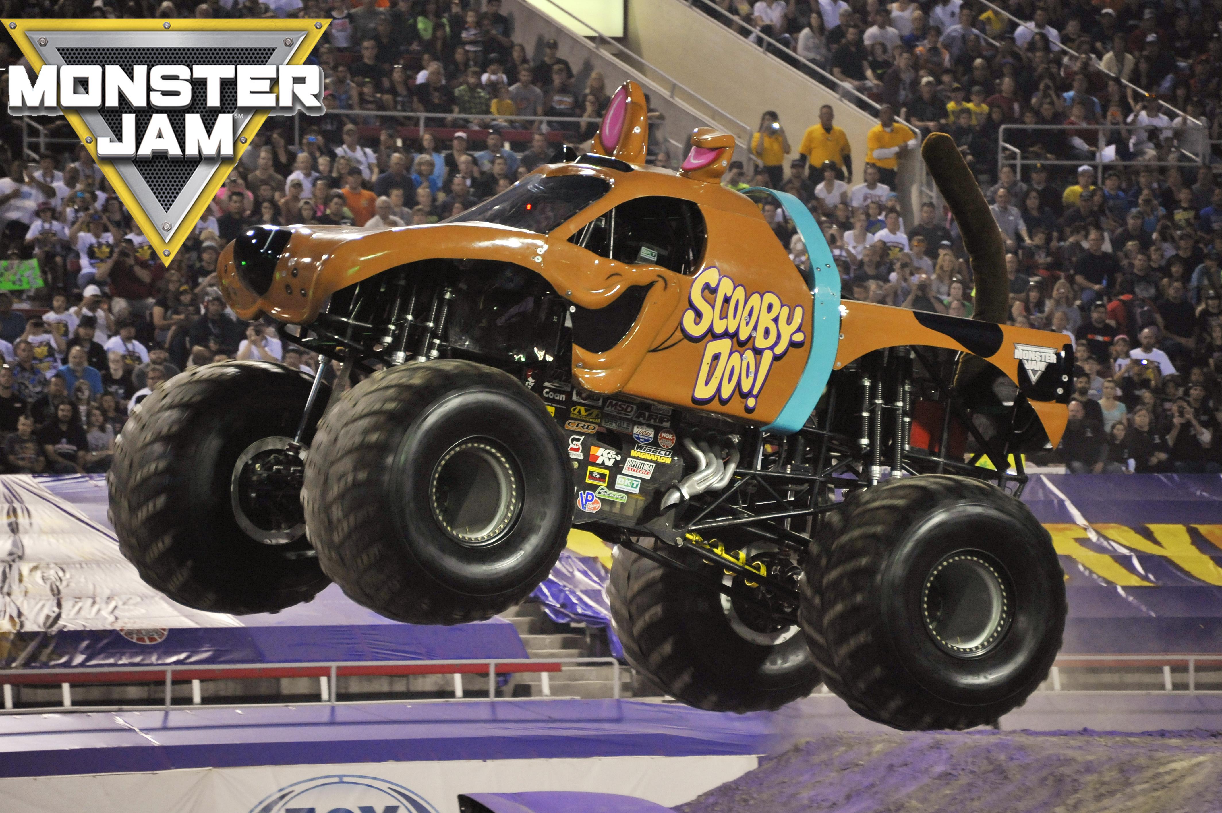 Monster truck photo