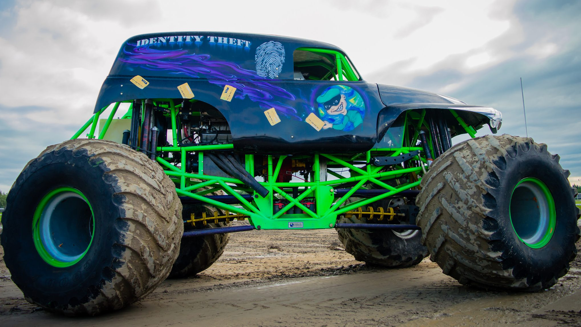 Monster Truck Destruction Tour set to hit Fort McMurray - MyMcMurray