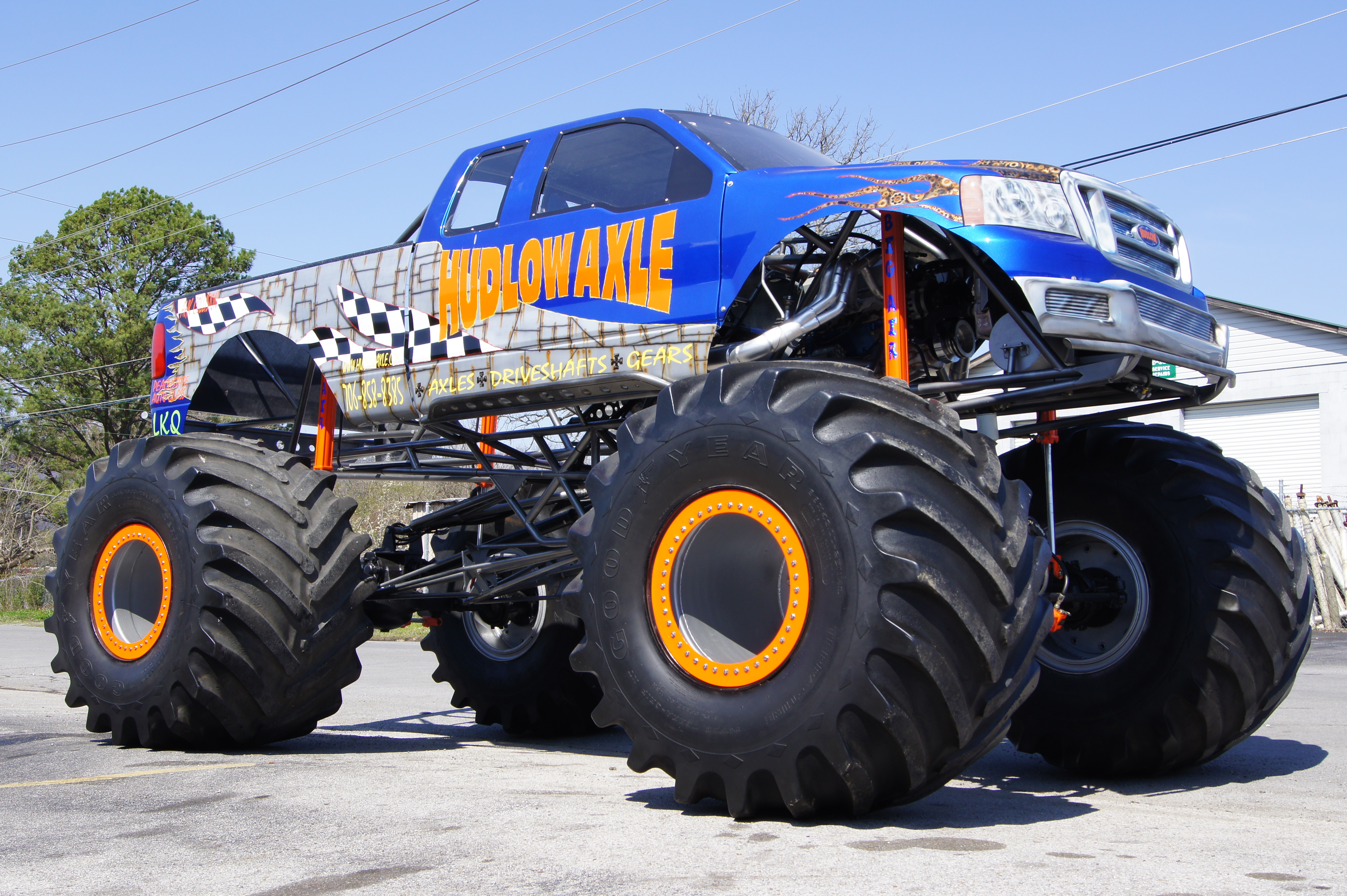 Monster Truck Madness - Events - Visit Stockton