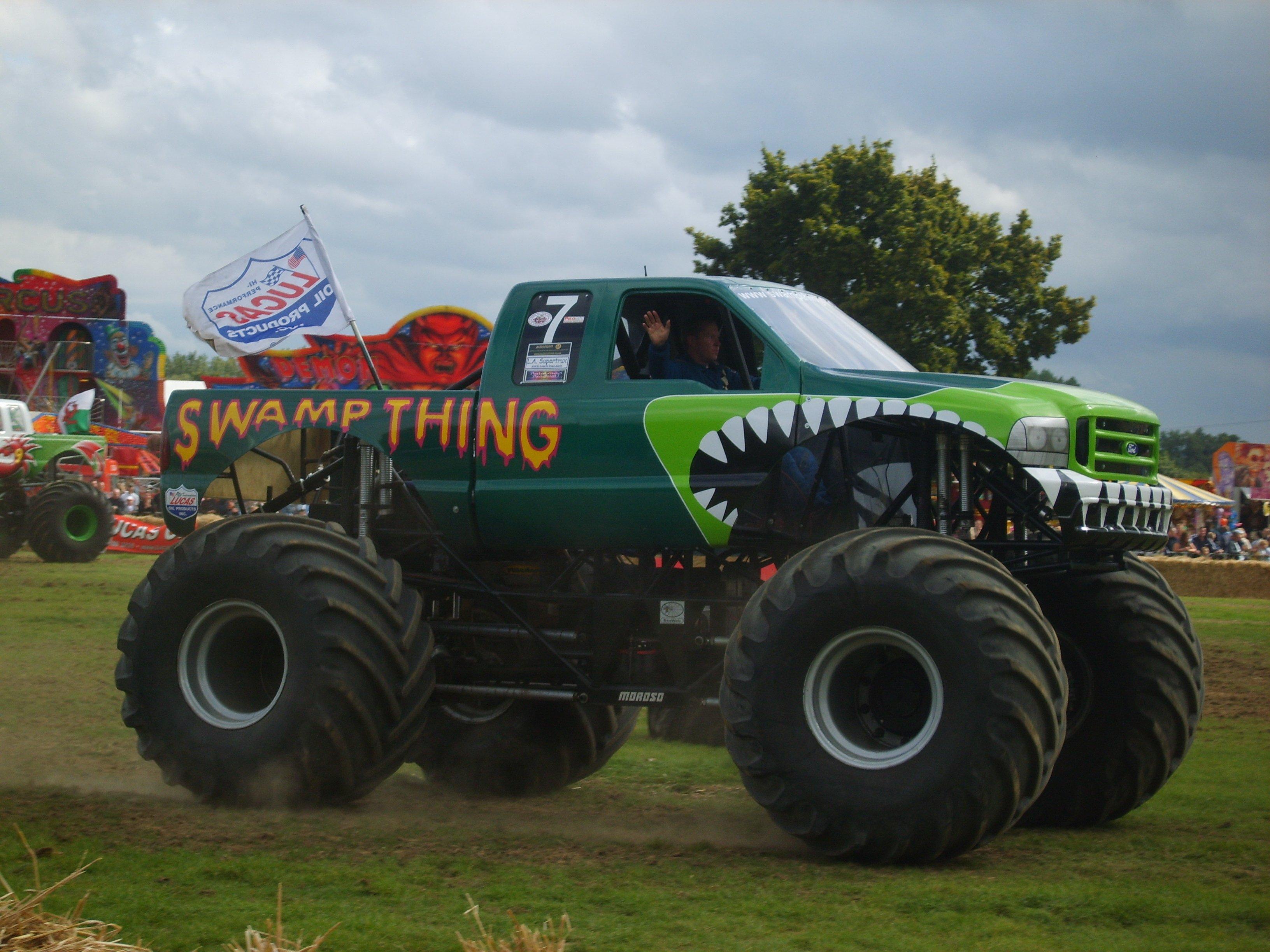 Swamp Thing (truck) - Wikipedia