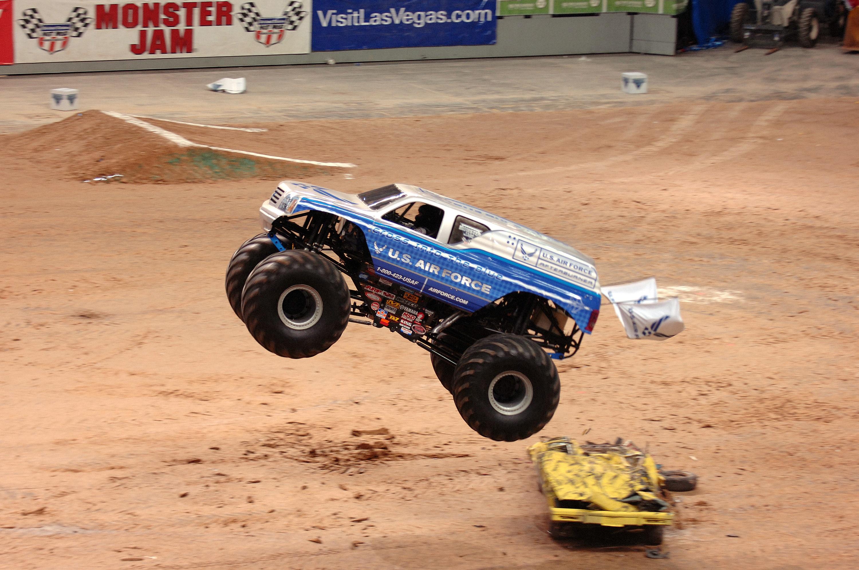 Monster Truck, Activity, Championship, Giant, Monster, HQ Photo