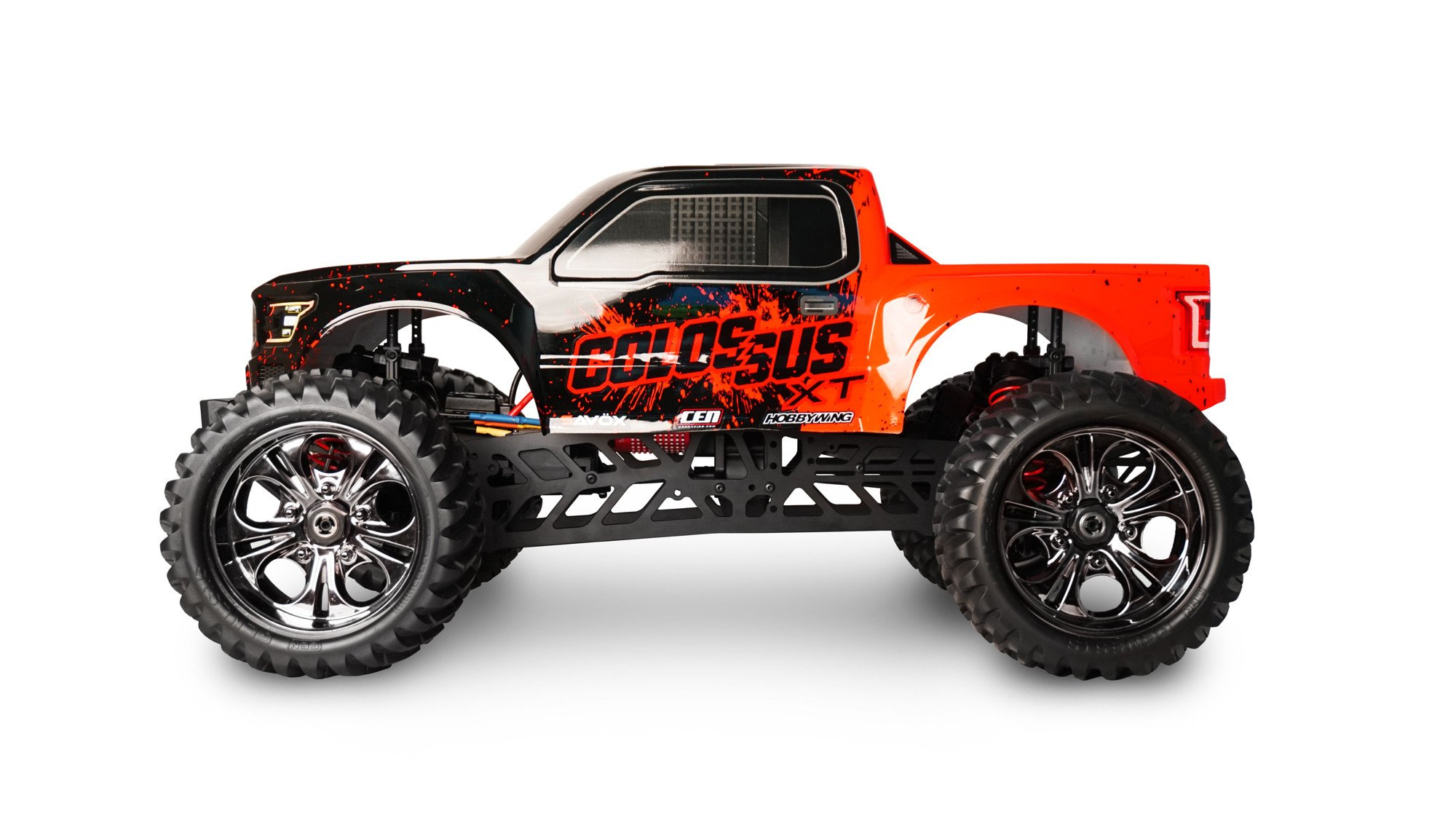 Colossus XT Mega Monster Truck RTR - Hobby Recreation Products