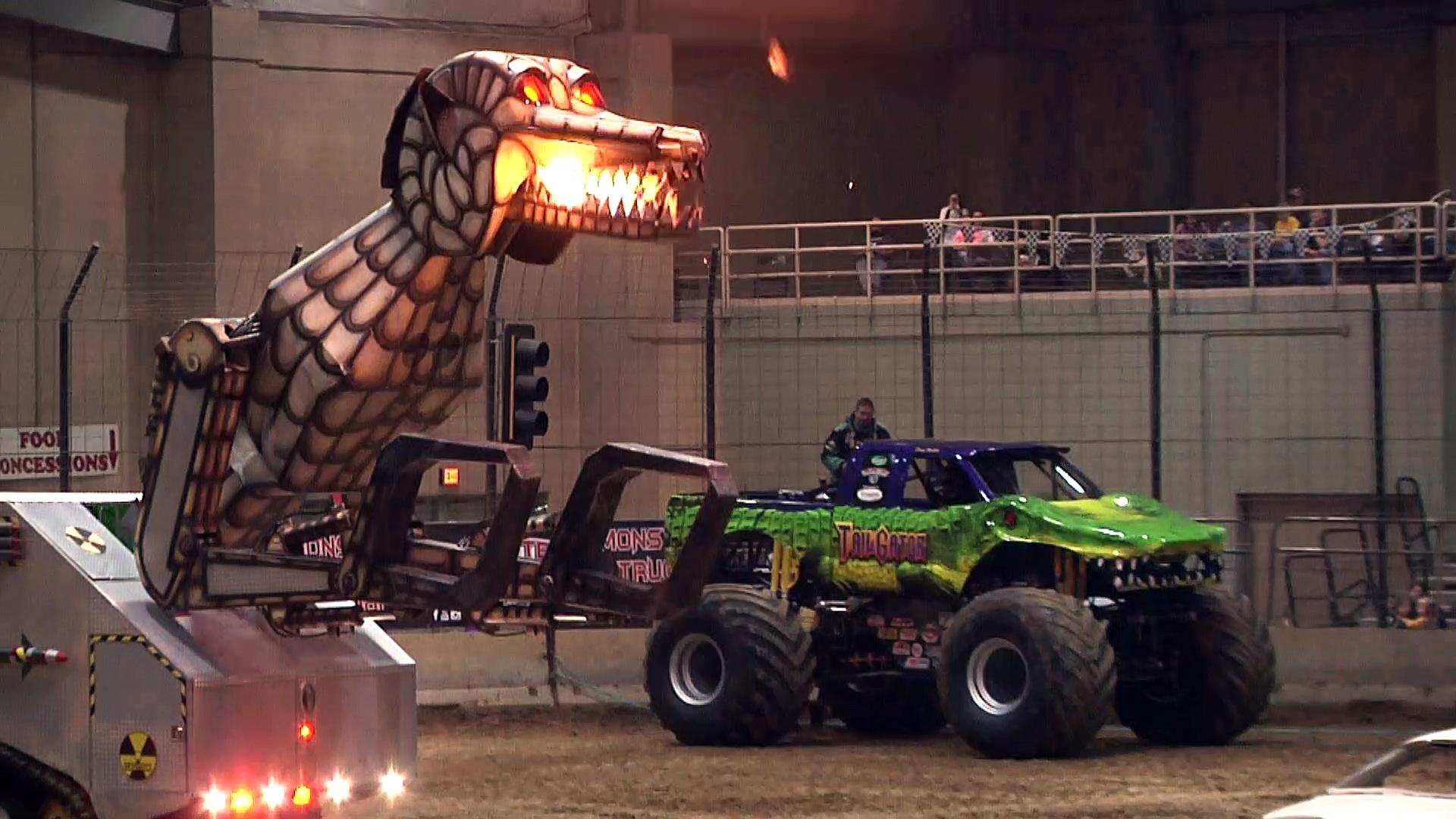 Monster Truck Nationals - Du Quoin, IL   Monster Truck Nationals