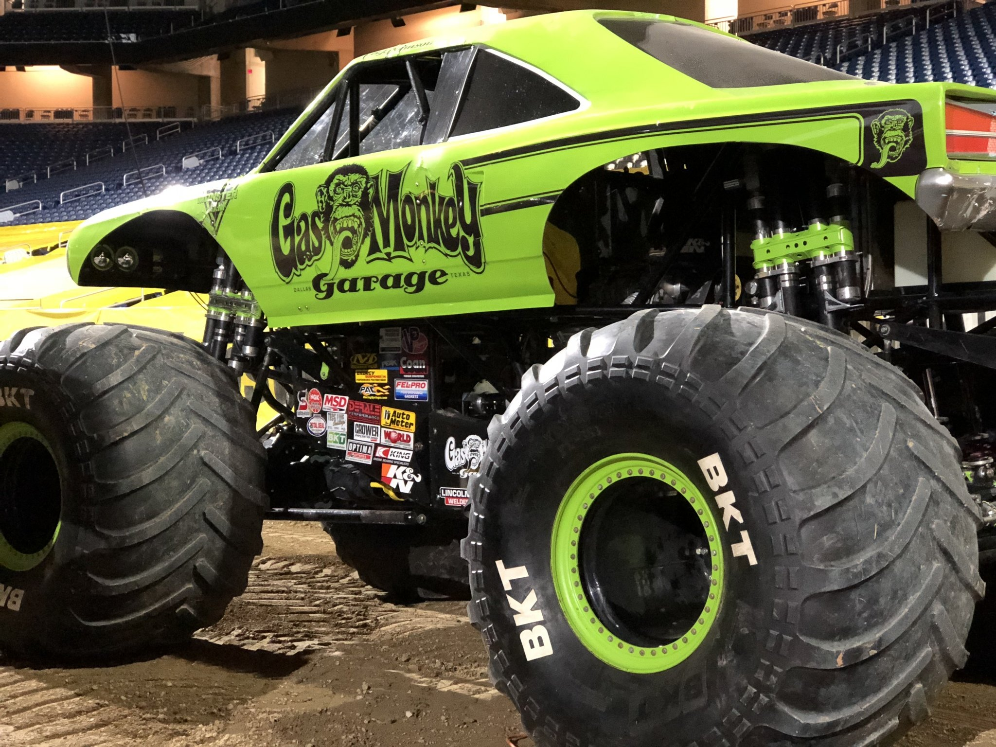 20 things you didn't know about monster trucks as Monster Jam comes ...