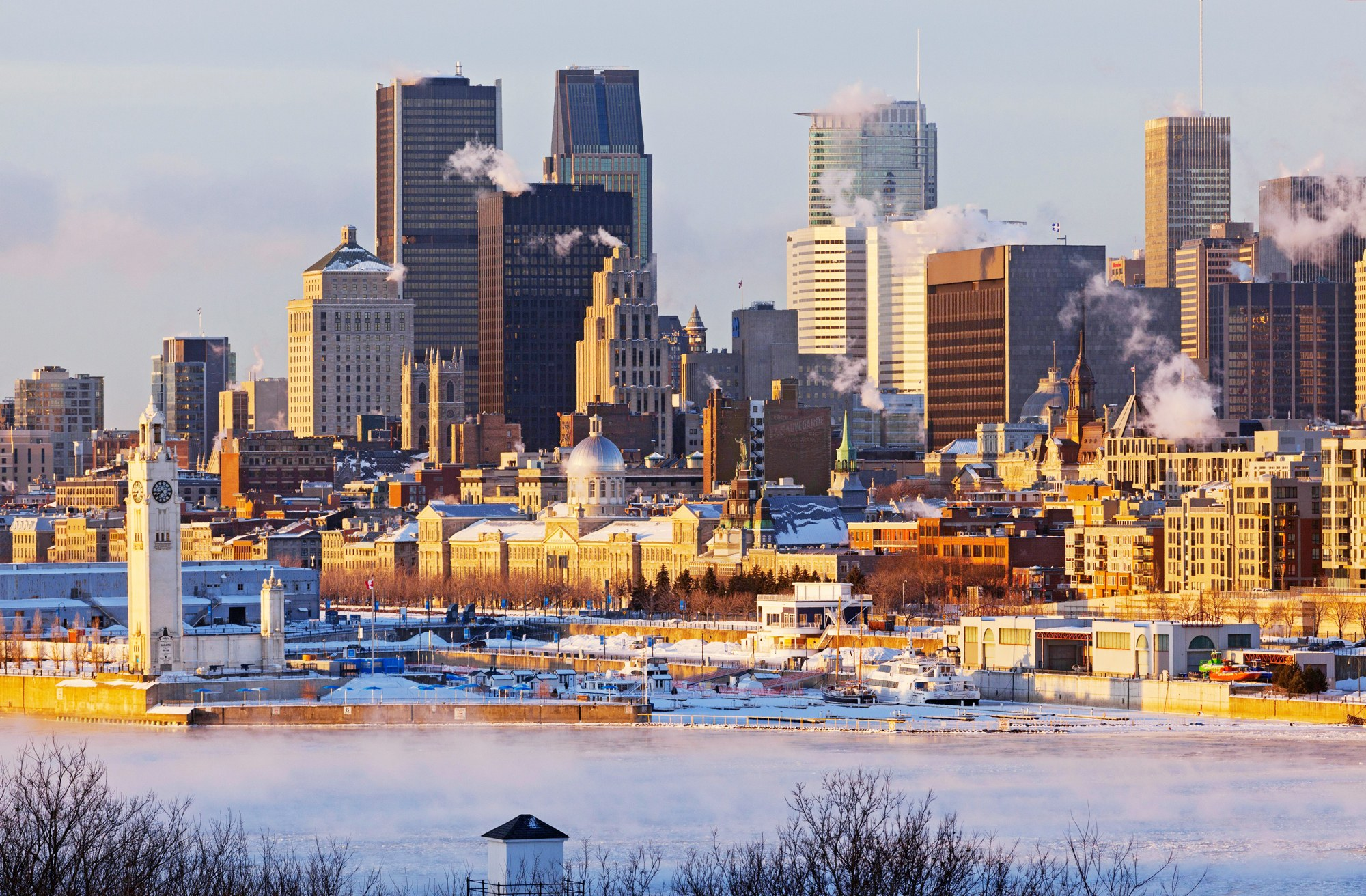 Montreal Quebec Winter Travel Guide - Vogue