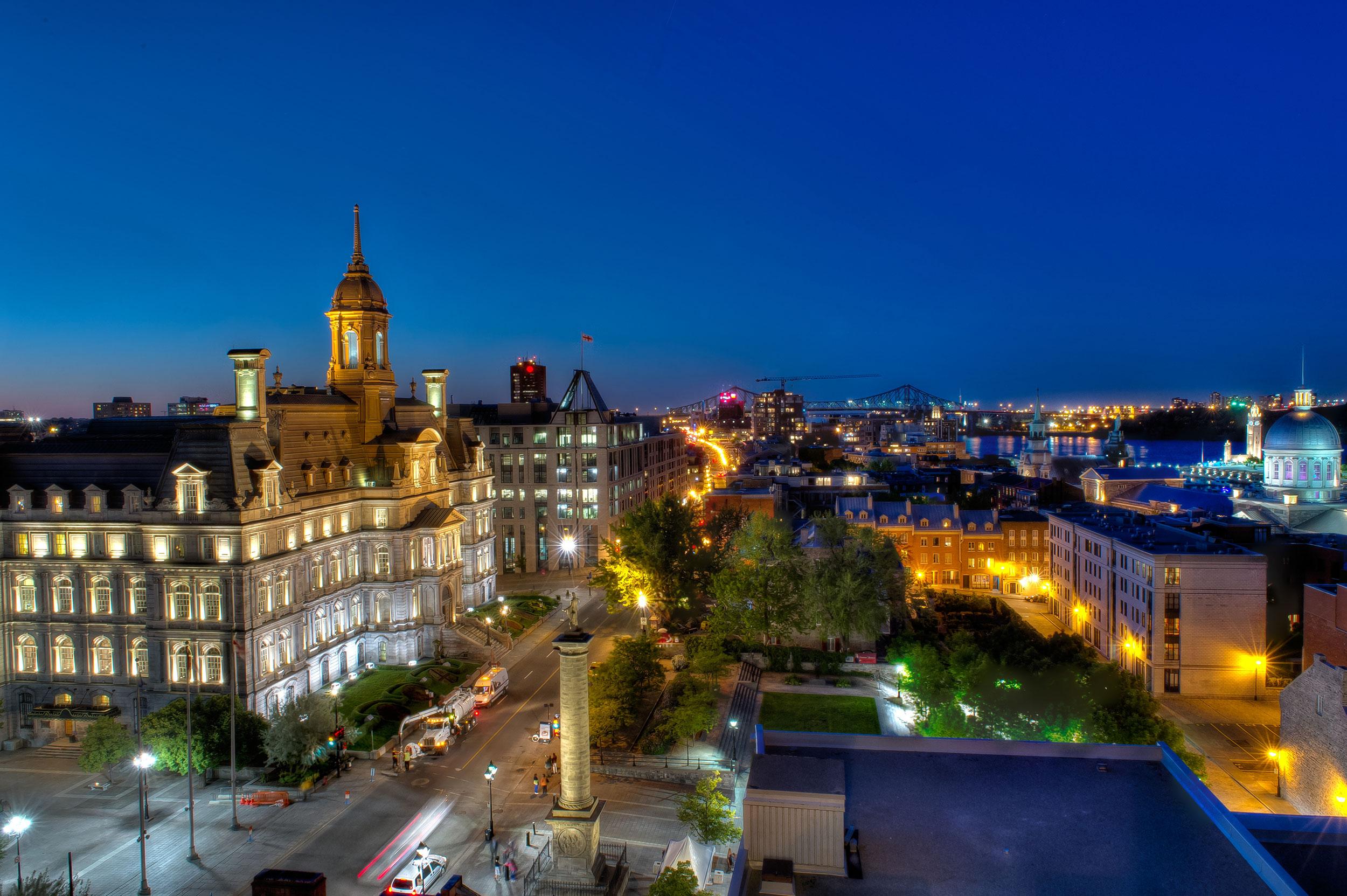 Montréal – 100 Resilient Cities