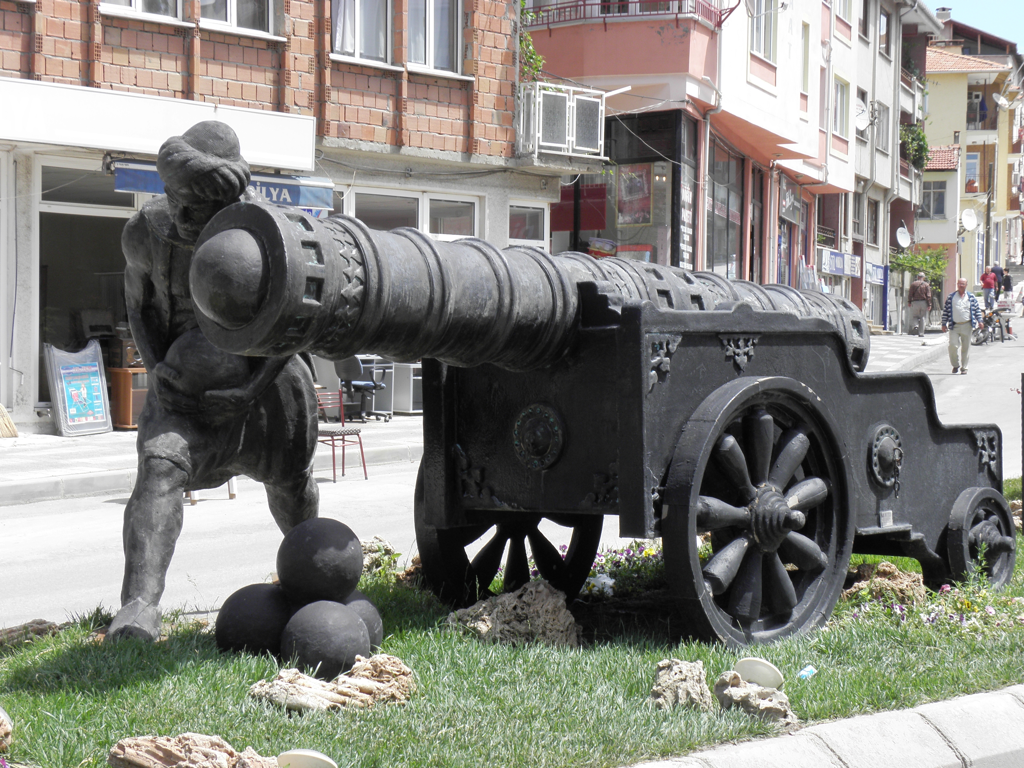 Remarkable Free Photo Monument Of Turkish Artillery Artillery Gmtry Best Dining Table And Chair Ideas Images Gmtryco