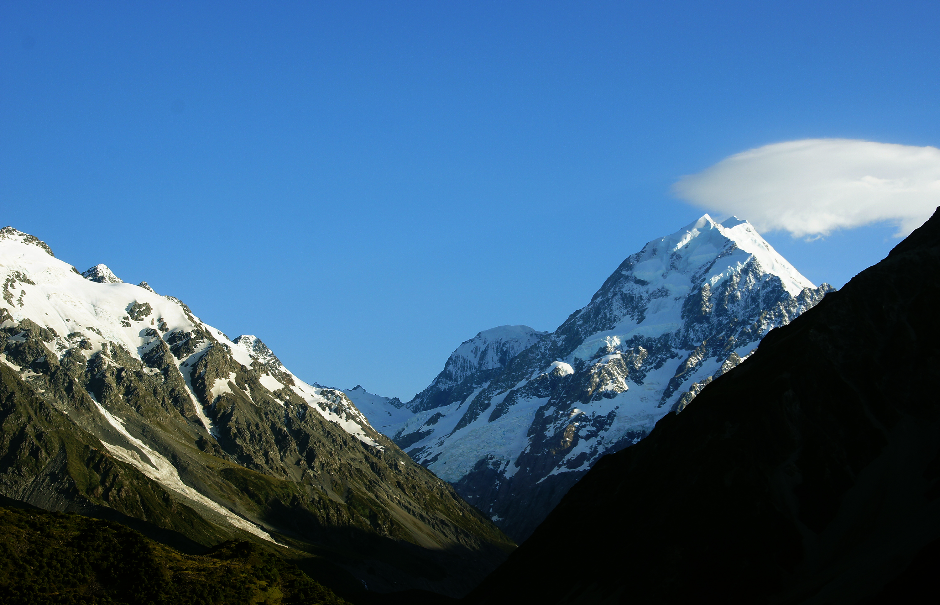 Moods of Mount Cook (14), Aoraki, Free photos, Geo tagged, Hill, HQ Photo
