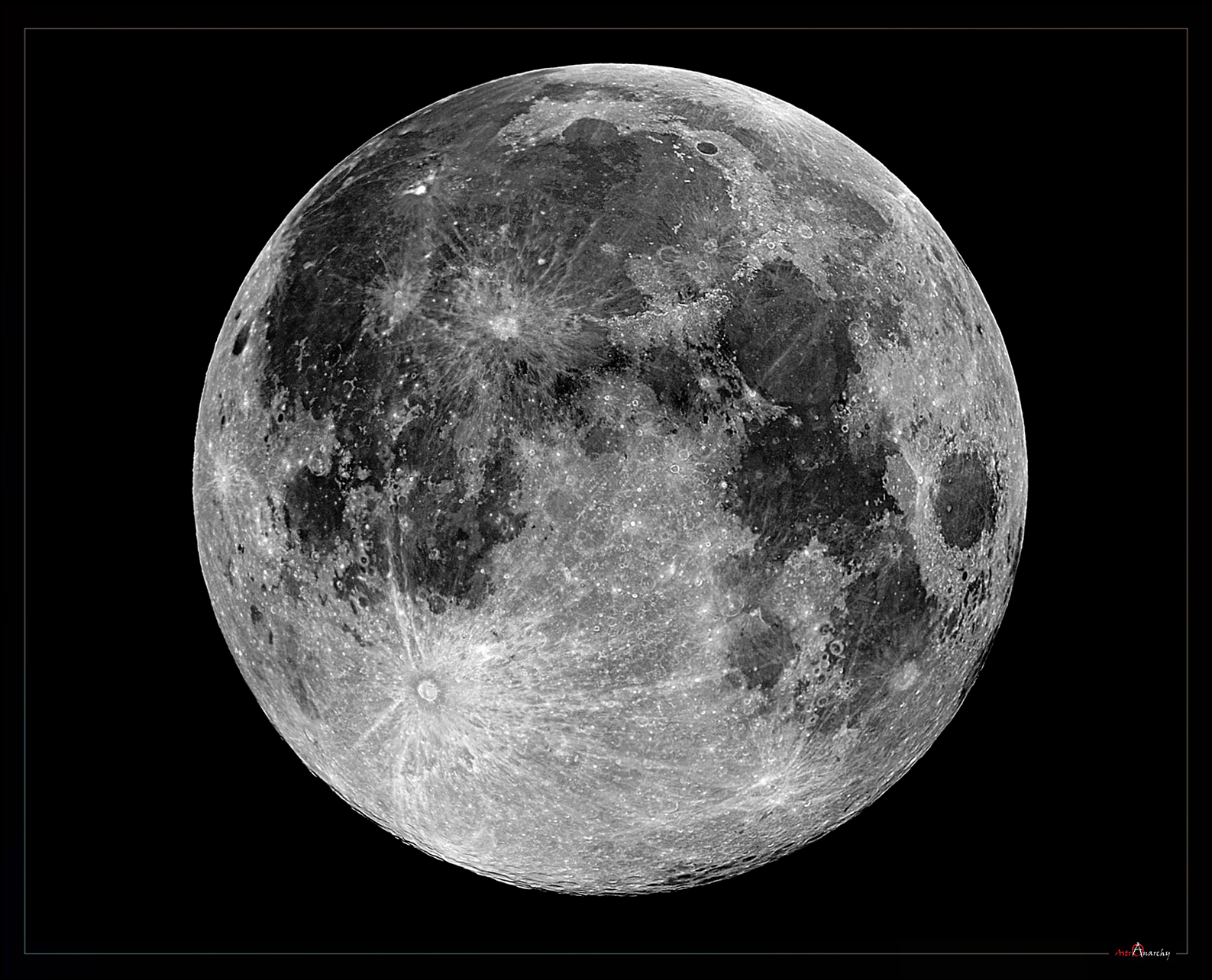 What is the circumference of the moon? | Socratic