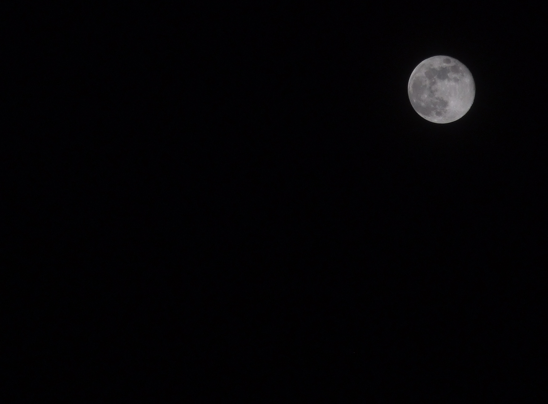 Moon, Black, Bspo06, Lunar, Night, HQ Photo
