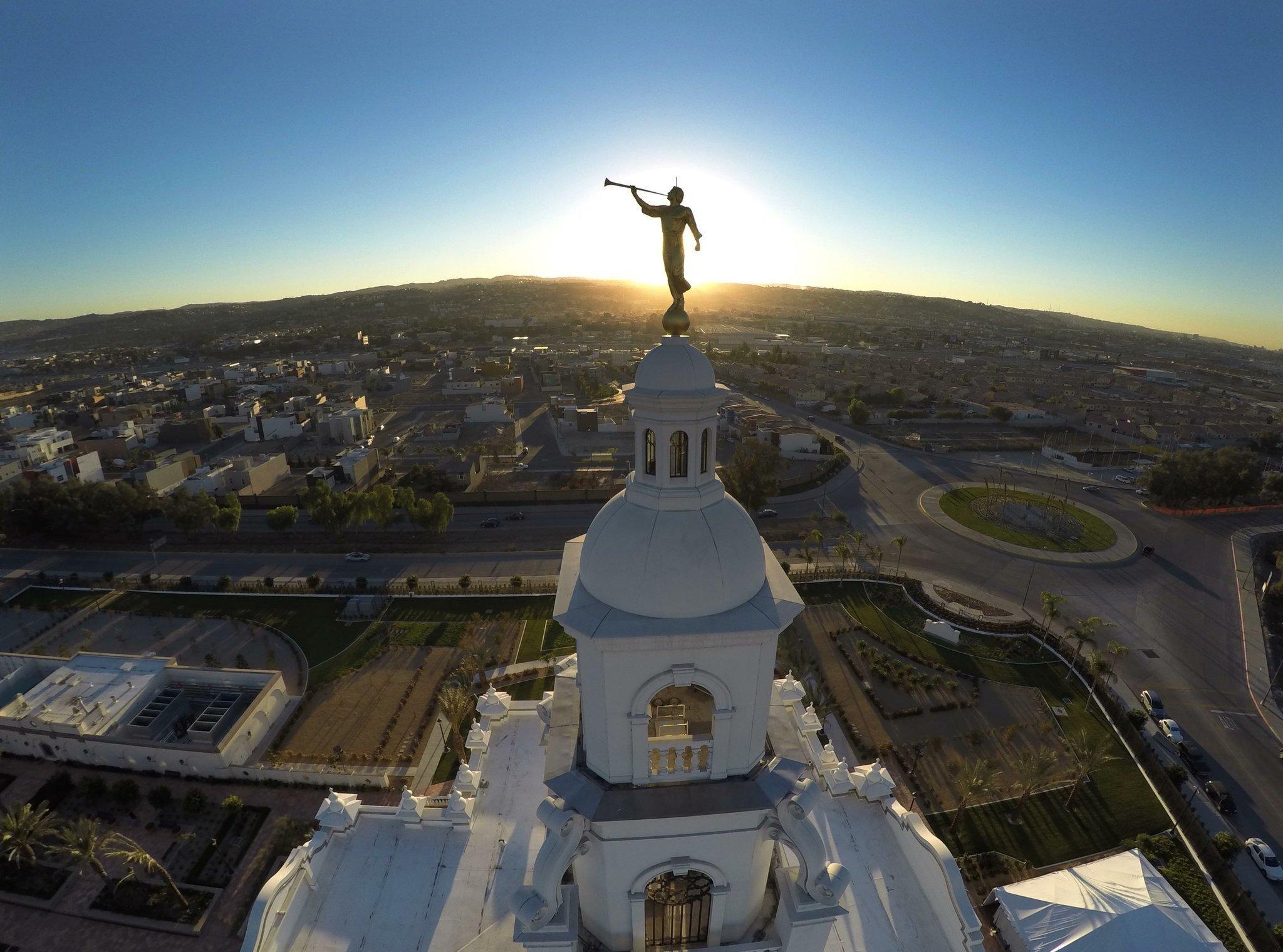 Mormon temple to open its doors in Tijuana - The San Diego Union-Tribune
