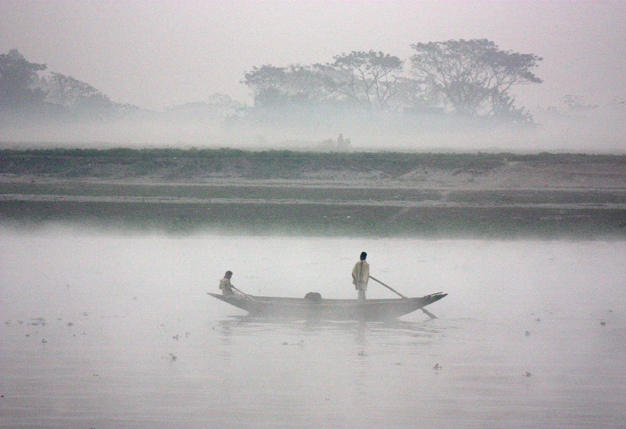 Morning fishing photo
