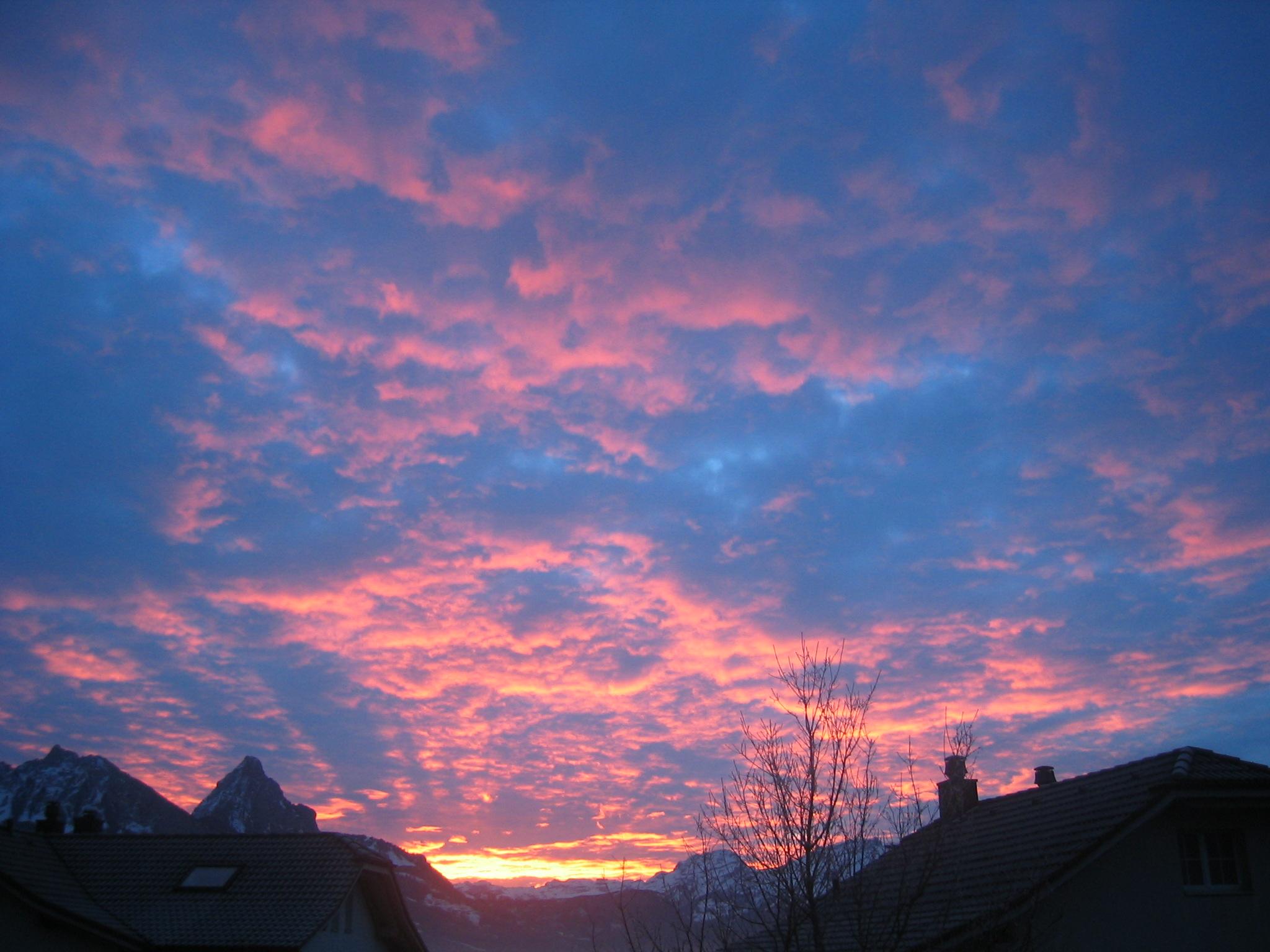 Burning Morning Sky | MCU on Eclipse