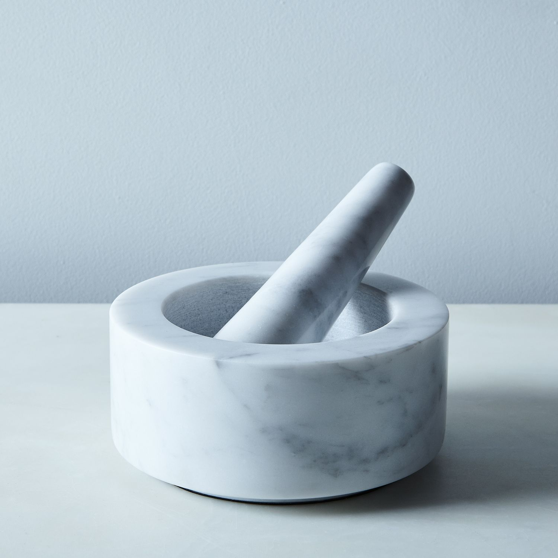 Mortar & Pestle - Marble Mortar & Pestle -- Kitchen Tools - Magnus ...