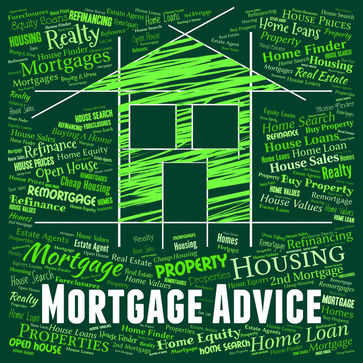 Mortgage Advice Indicates Home Loan And Advise, Mortgage, Mortgages, Loans, Loan, HQ Photo
