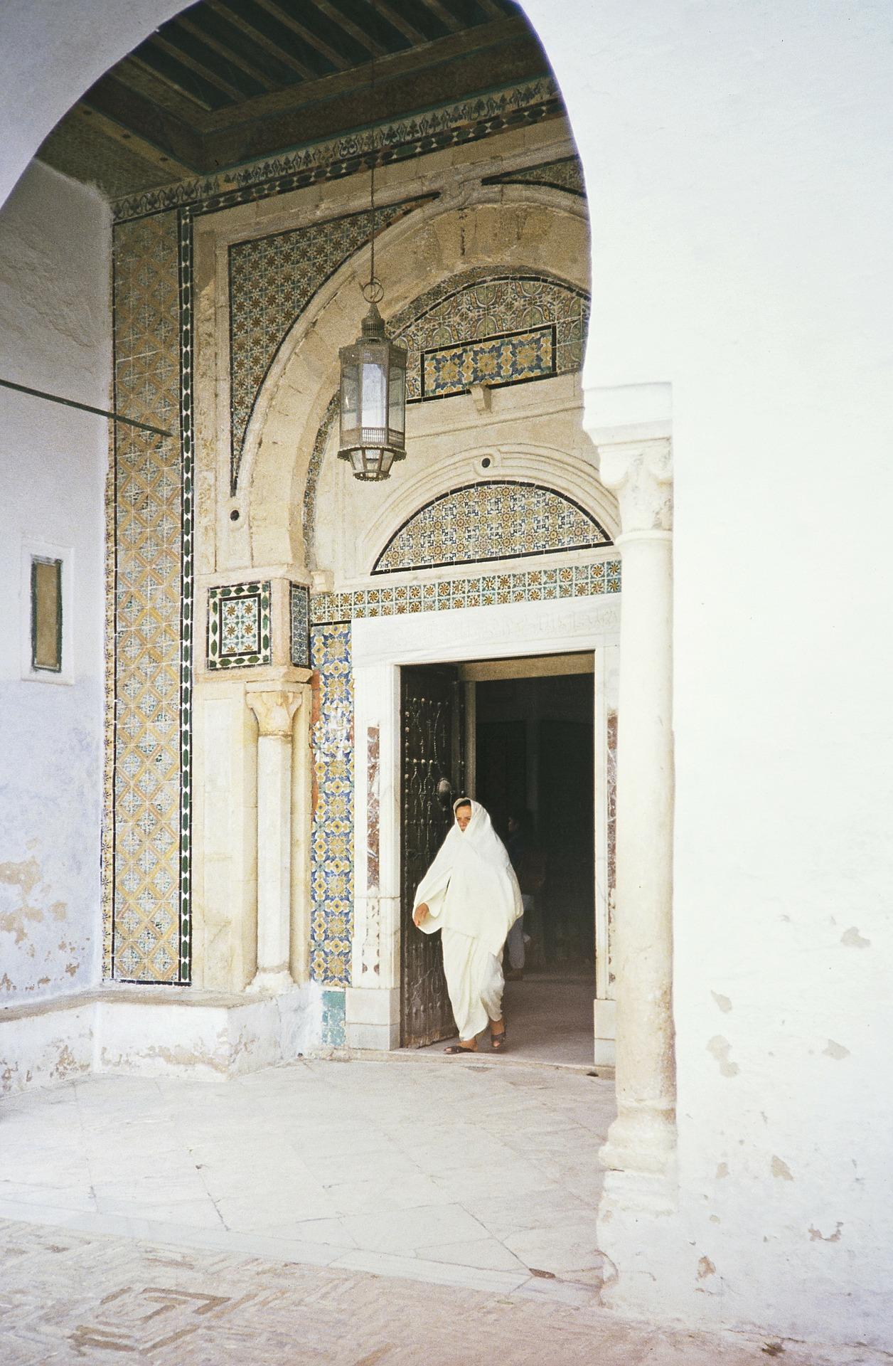 Mosque Entrance, Activity, Architecture, Building, Construction, HQ Photo