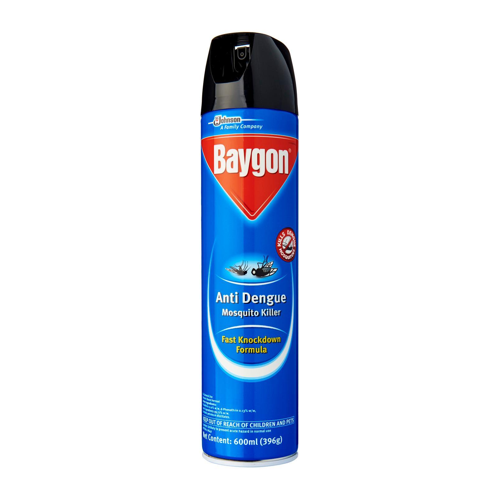 Baygon Anti Dengue Mosquito Killer 0 - from RedMart