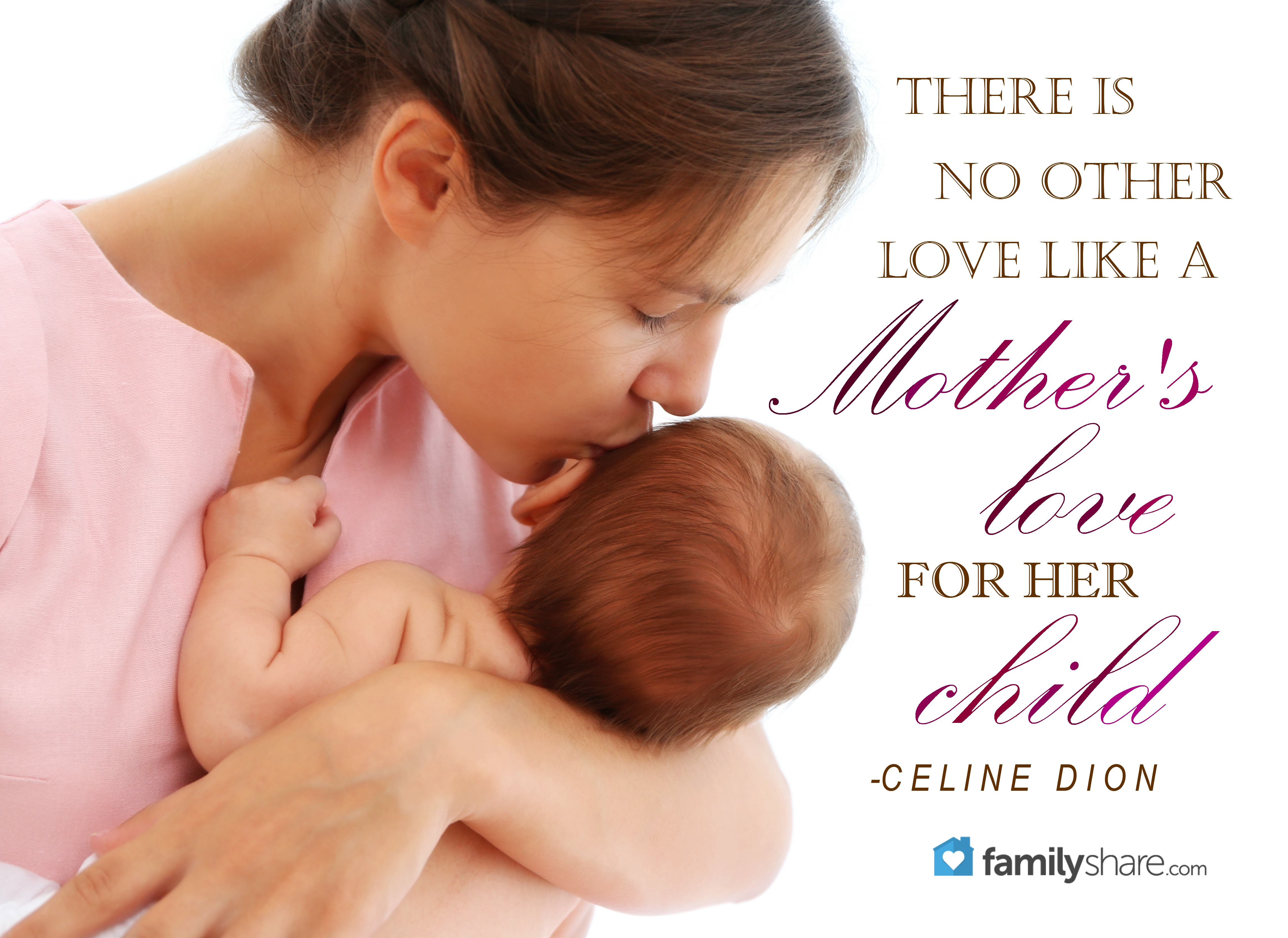 There is no other love like a Mother's love for her child