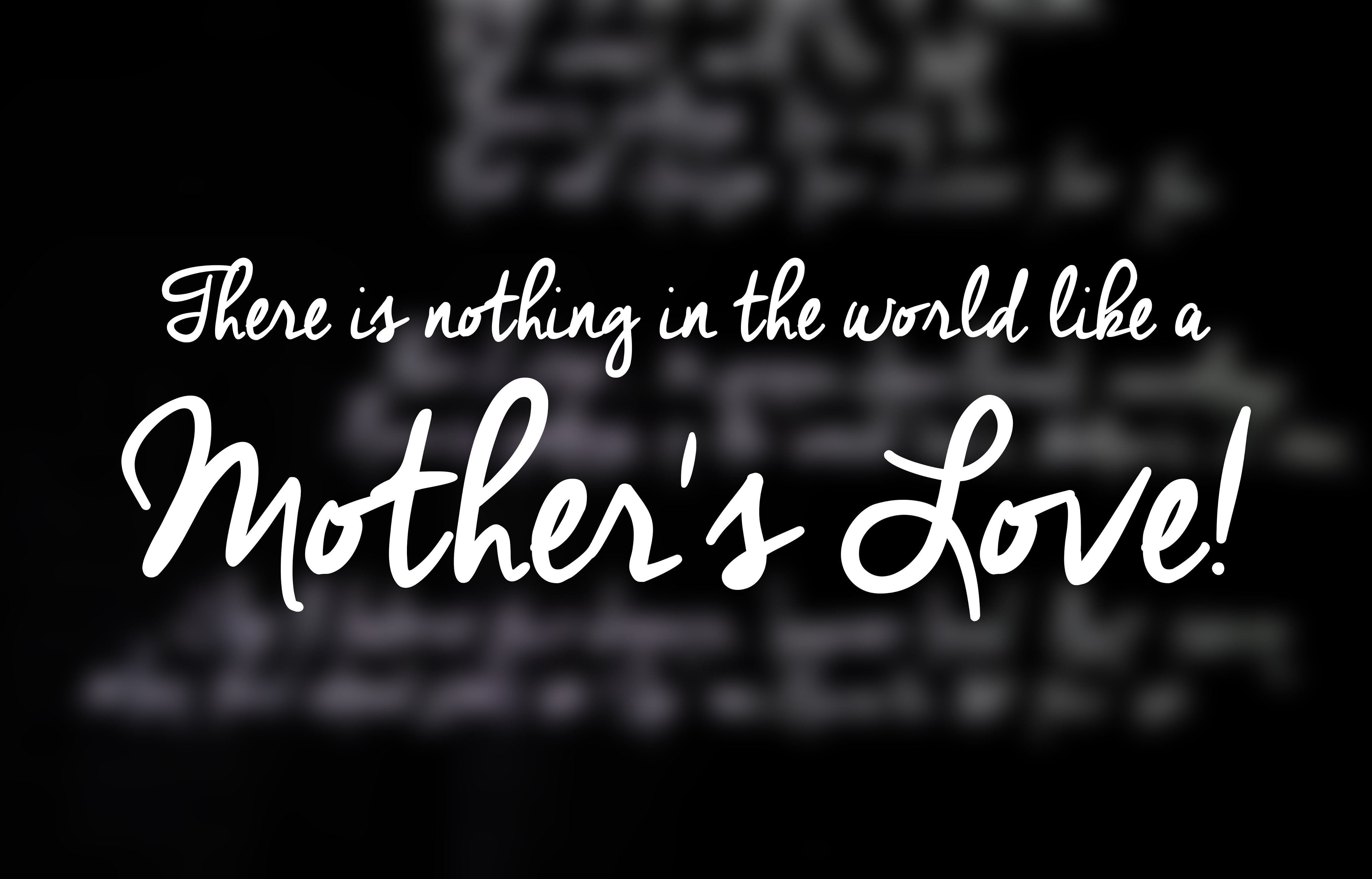 There's Nothing in the World Like a Mother's Love - Gena Hill Lyrics ...