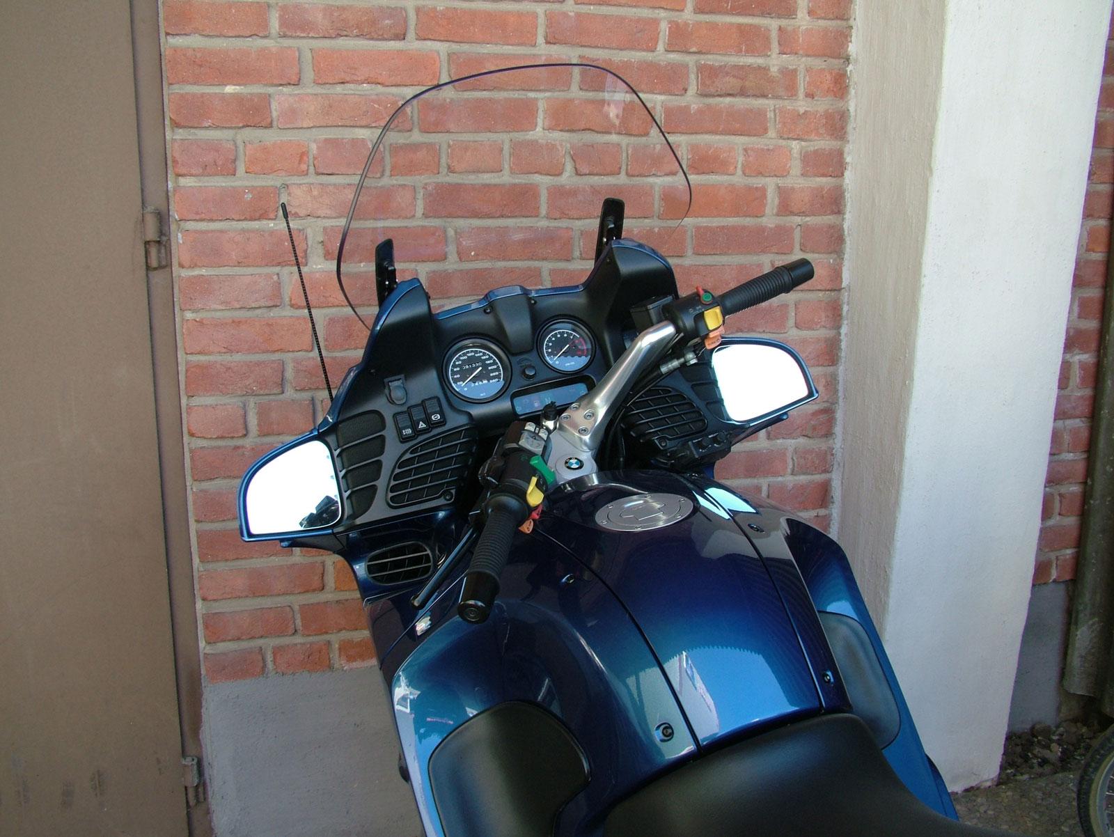 Motorcycle, Bike, Blue, HQ Photo
