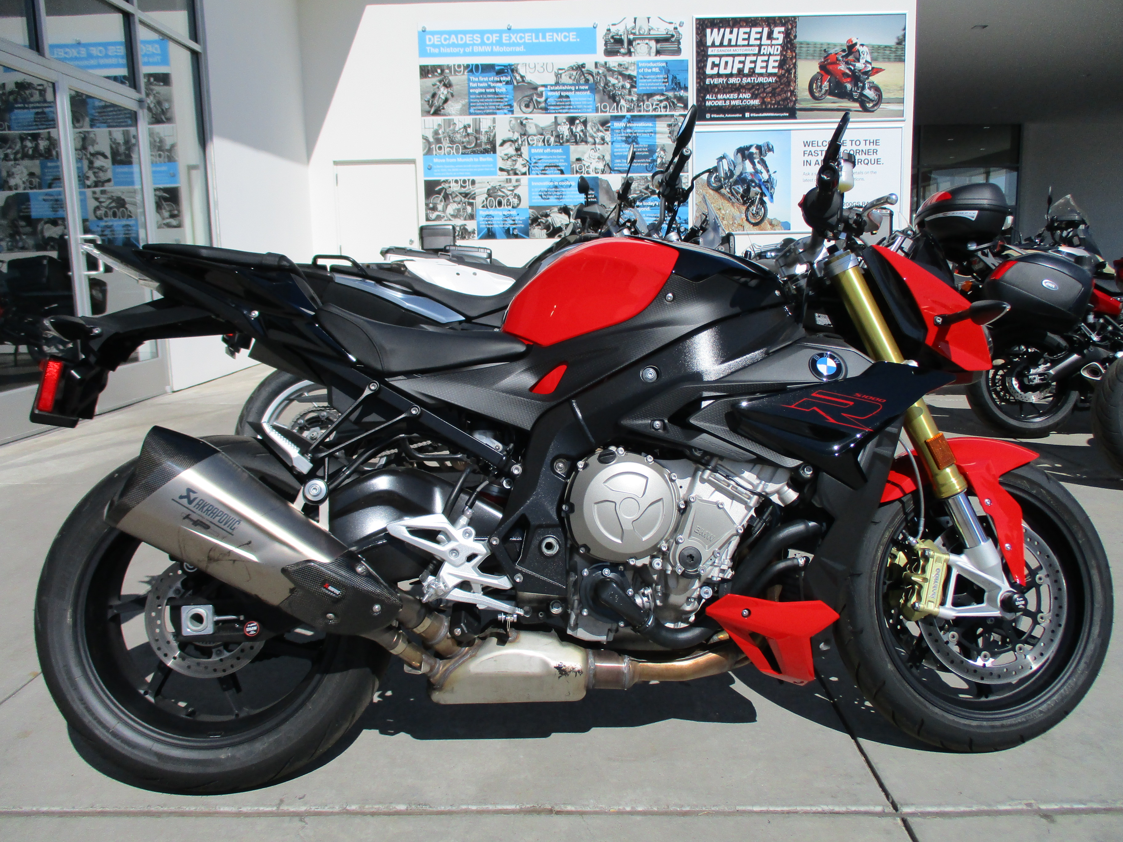 Pre-Owned Motorcycle Inventory - Sandia BMW Motorcycles ...