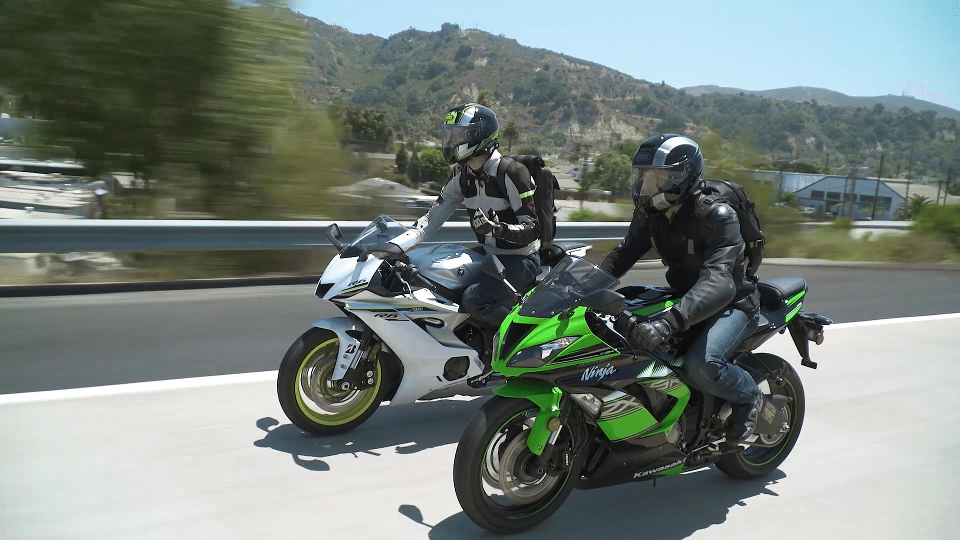 Ari Henning | Motorcyclist