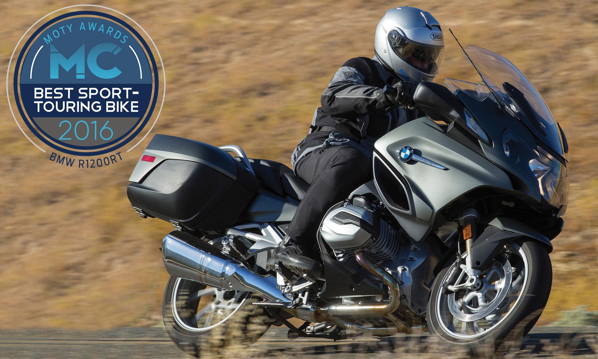 BMW R1200GSA and R1200RT Win Motorcyclist Magazine Awards – BMW ...