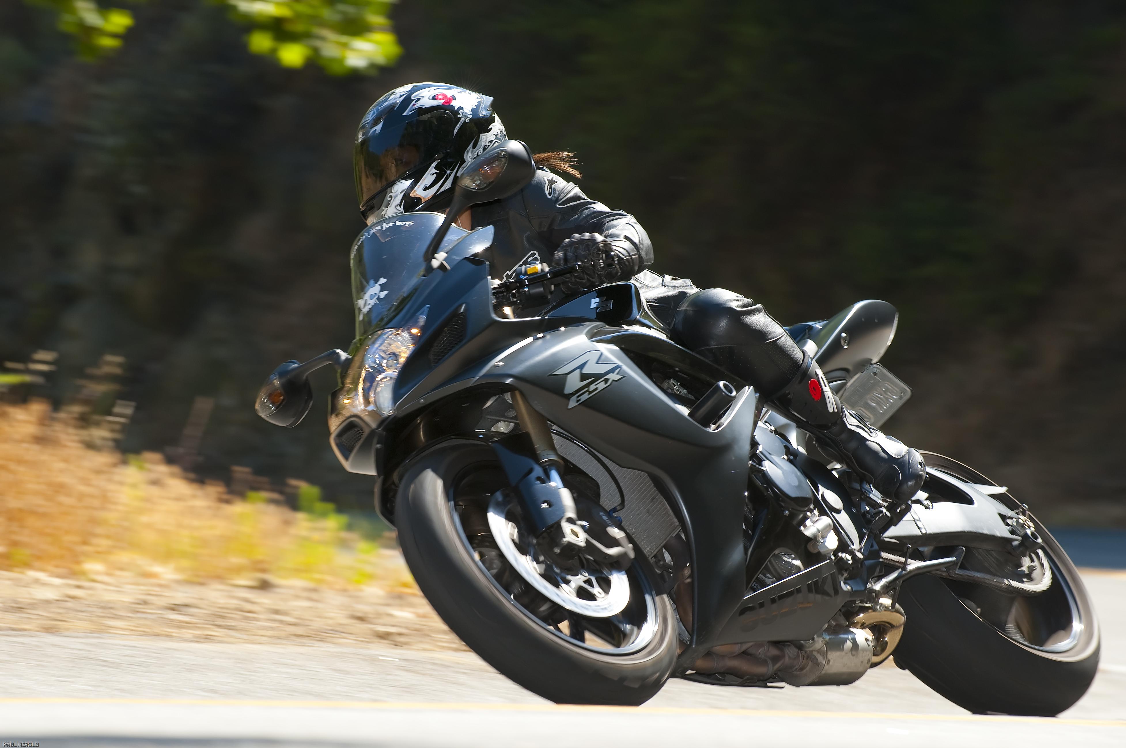Profile of a Female Motorcyclist: Meet Nadine | Helmet or Heels: I'm ...