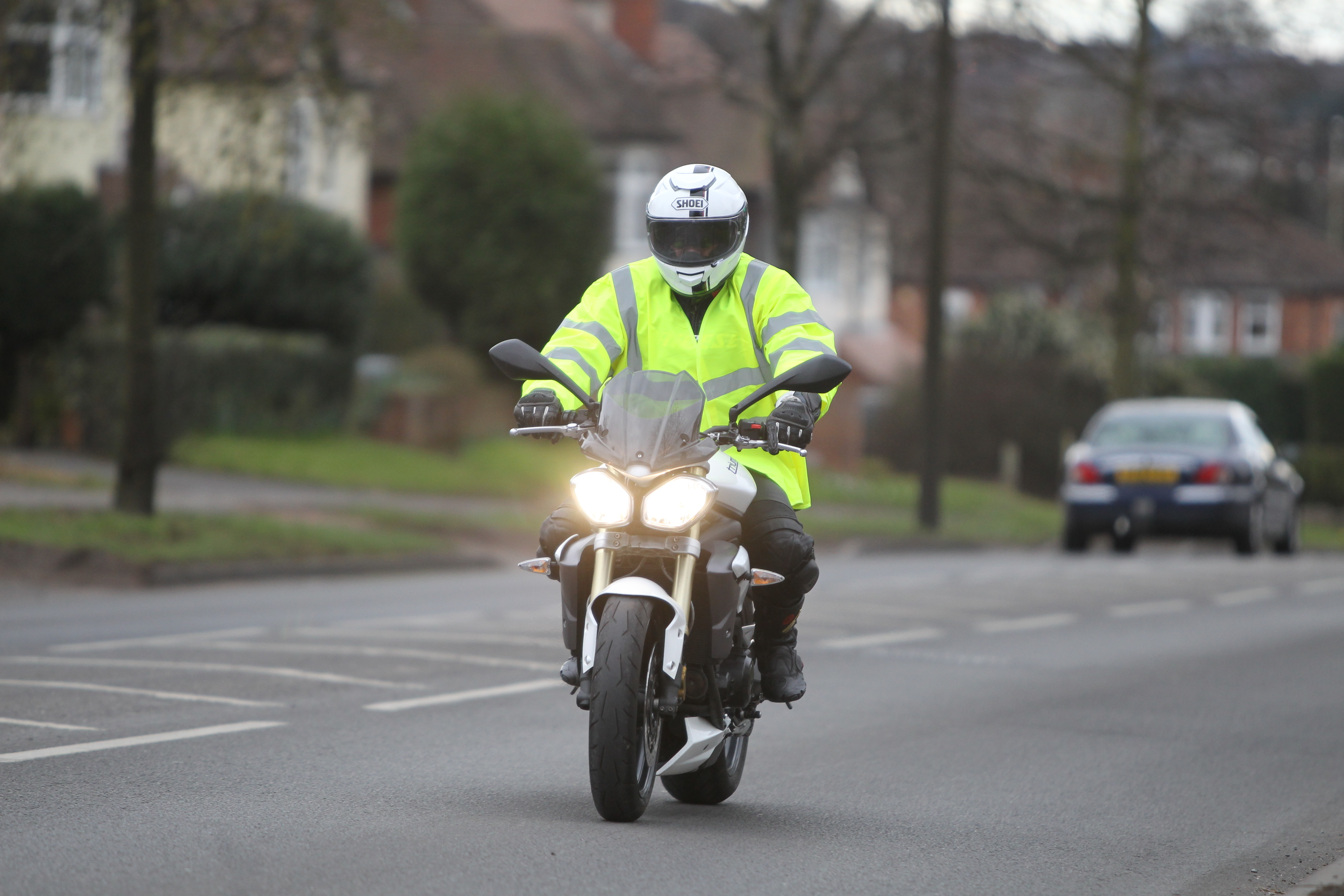 Safety Advice for Motorcyclists - West Midlands Fire Service