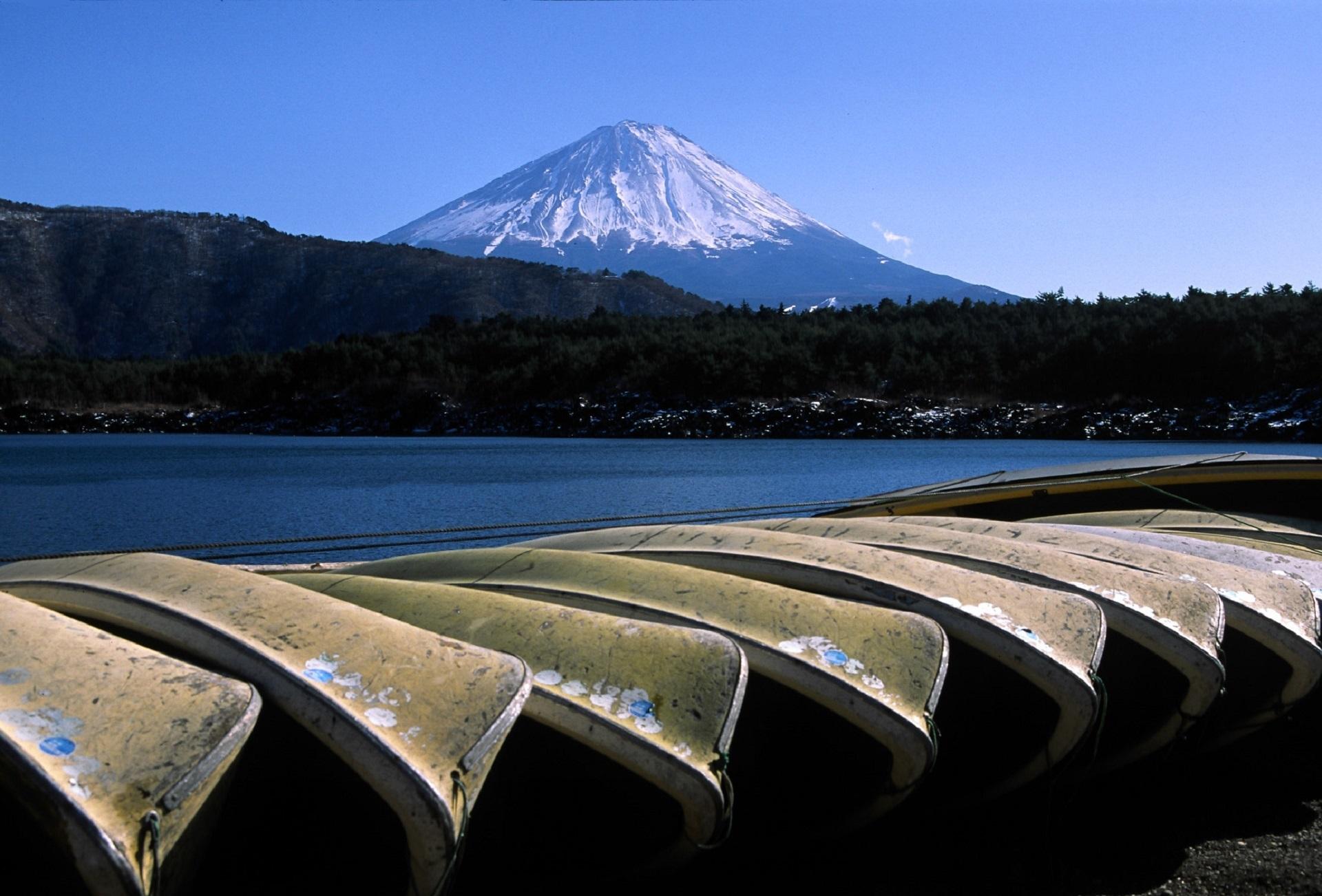 Mount fiji photo