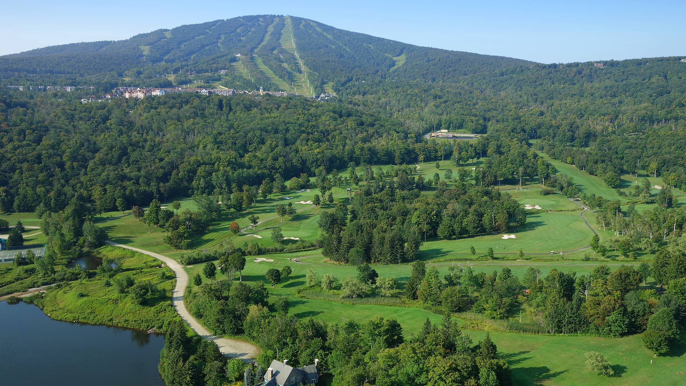 Stratton Mountain Championship Golf | Golf in the Green Mountains ...