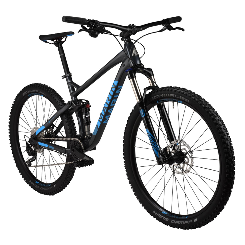 Marin Hawk Hill 27.5 Mountain Bike - 2018 - Performance Bike