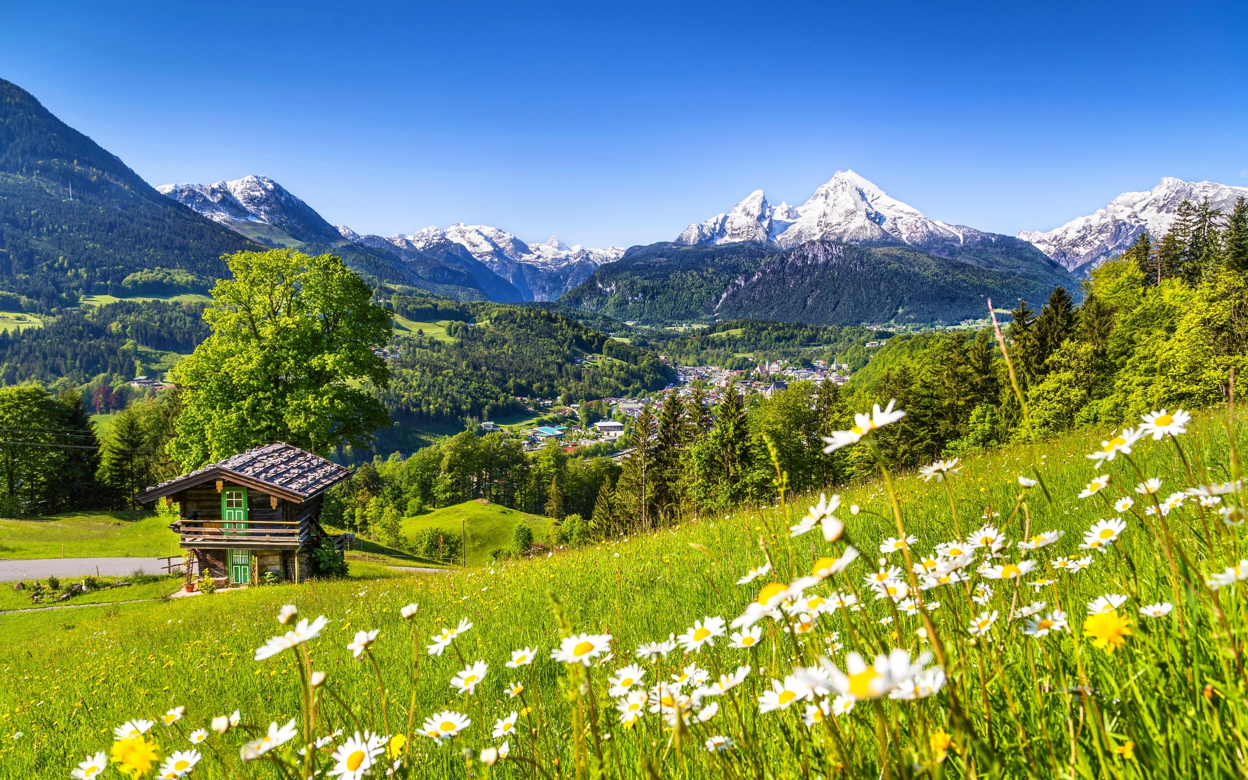 Mountain Landscape Wallpaper | 2560x1600 | ID:62225 ...