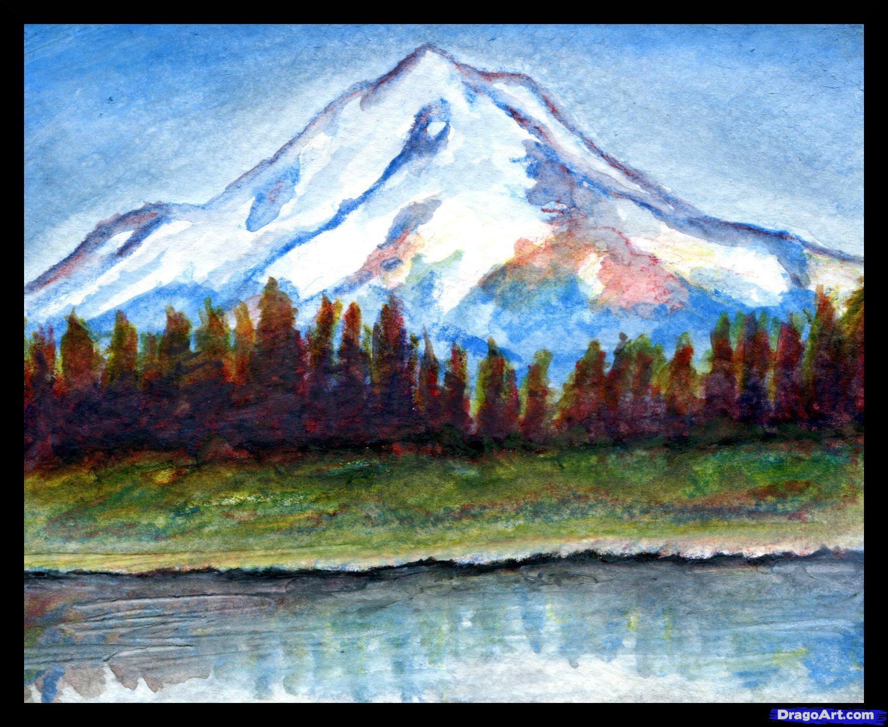 Green Mountain Landscape #6956868