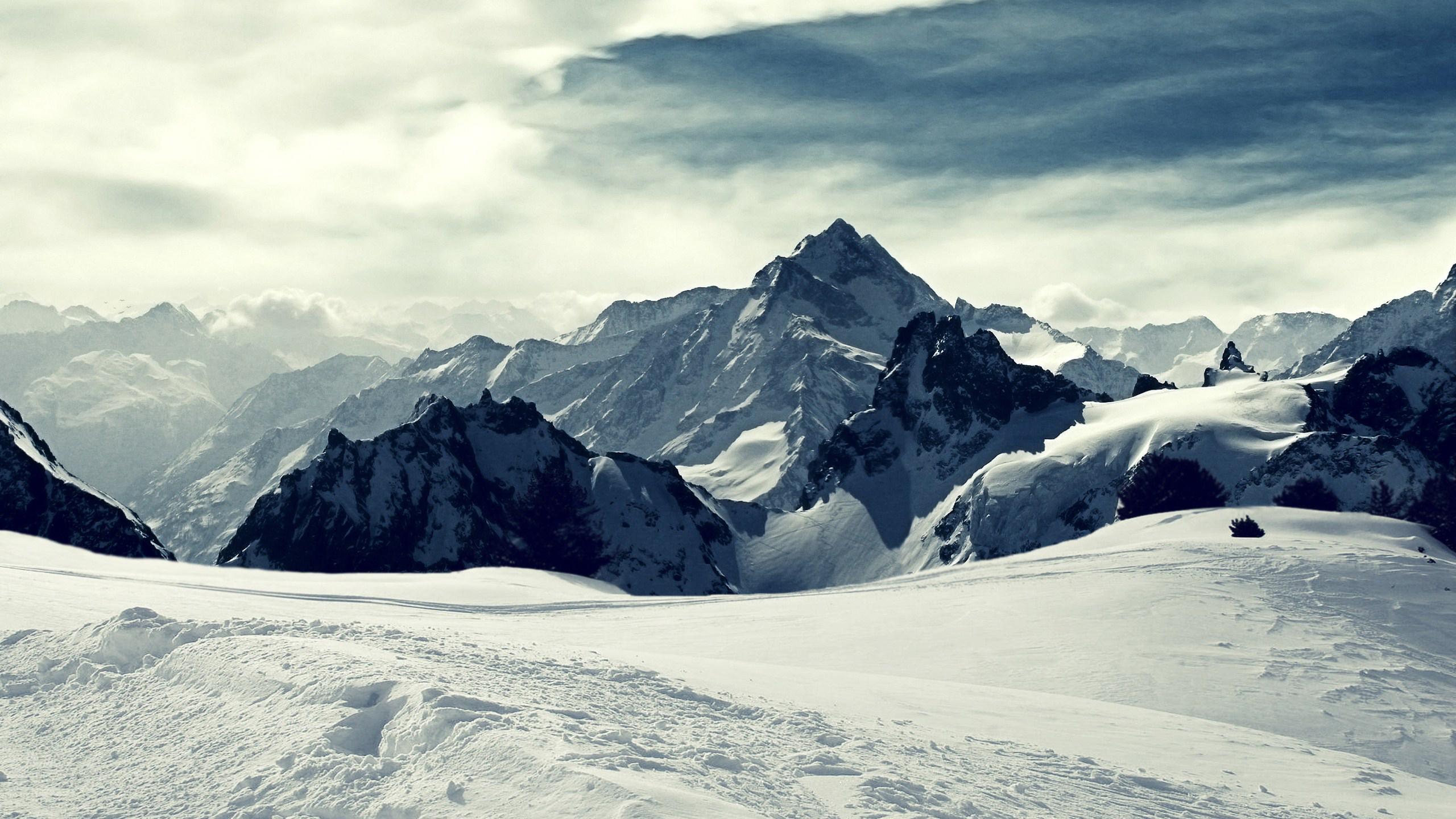 Mountain top photo