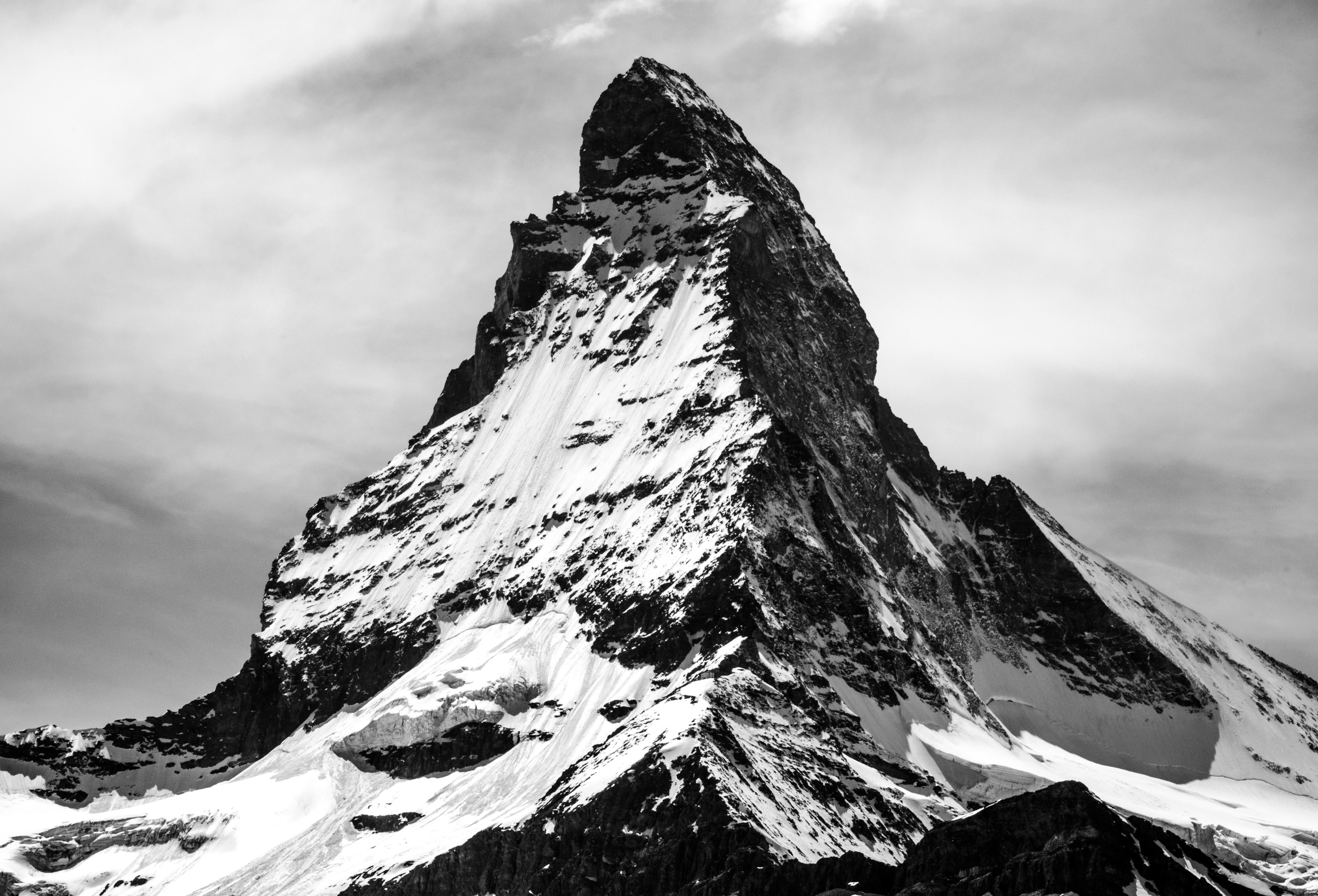 Mountain Top, Altitude, Ice, Landscape, Mountain, HQ Photo
