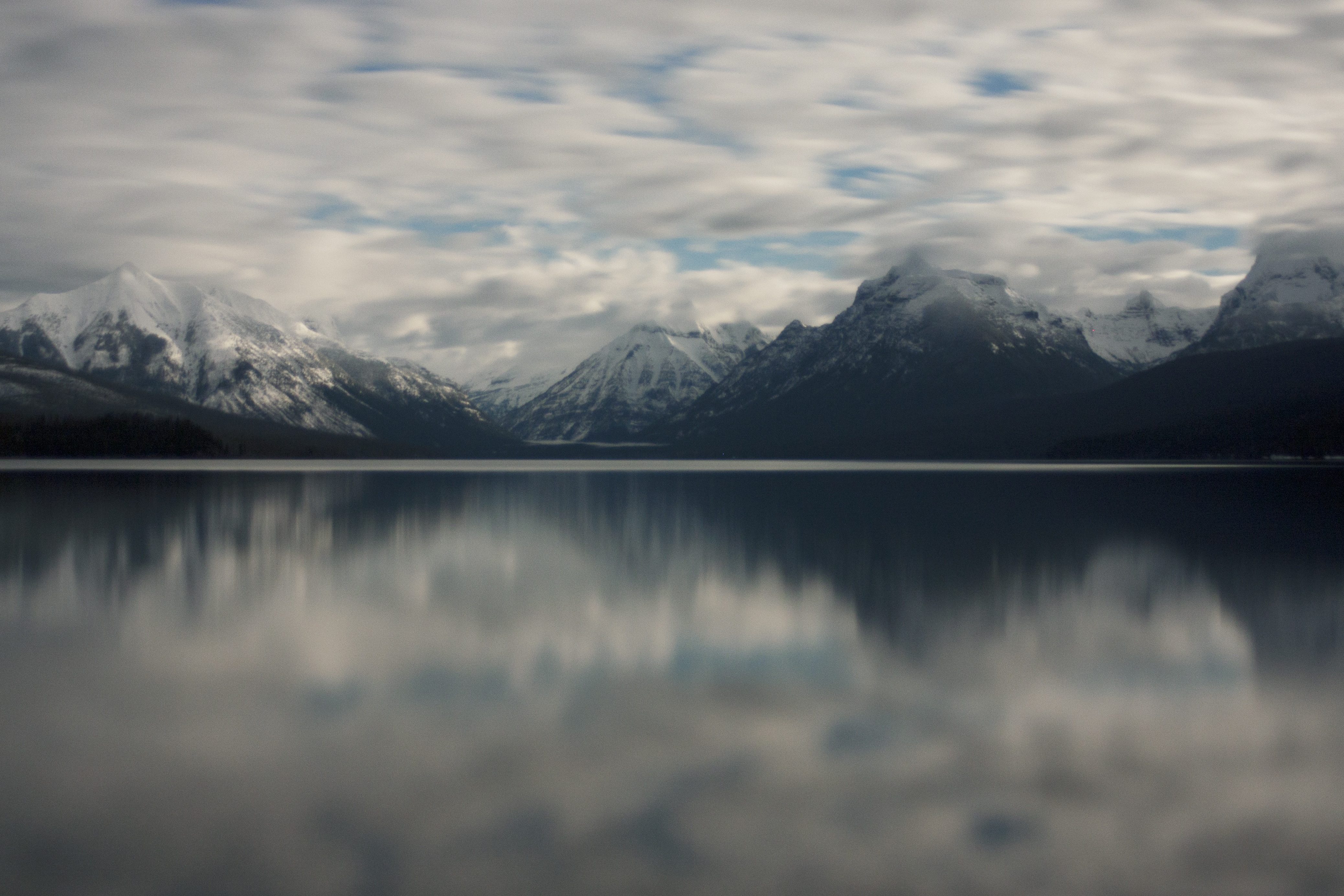 Mountainous, Cloud, Cloudy, Height, High, HQ Photo