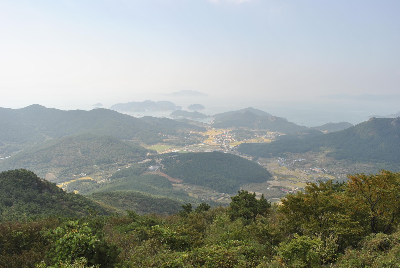 Mountains in Korea, Korea, Landscape, Mountains, HQ Photo