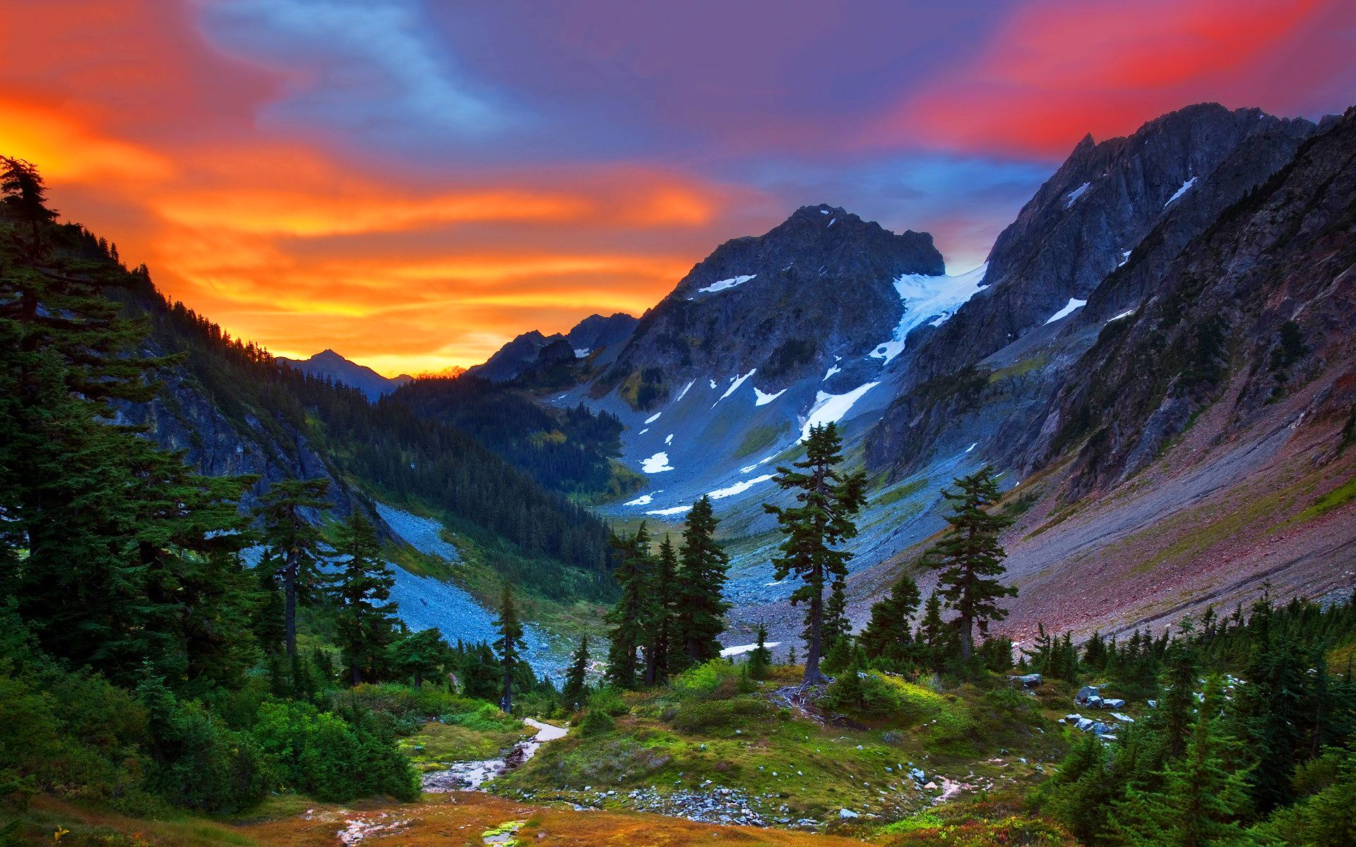 Mountains | Switzerland mountains sunset Wallpapers Pictures Photos ...