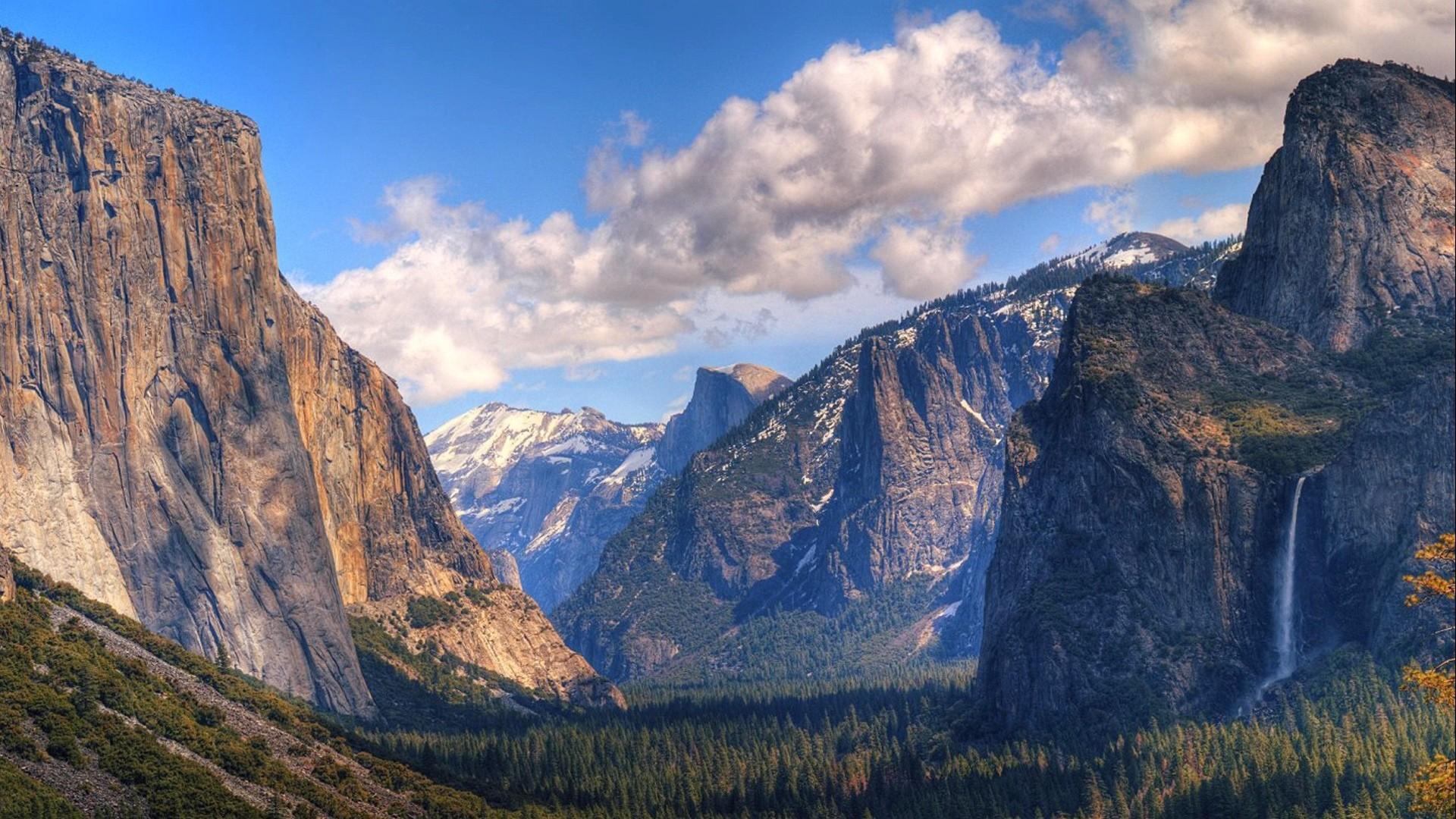 Mountains view wallpaper #46596 - Open Walls