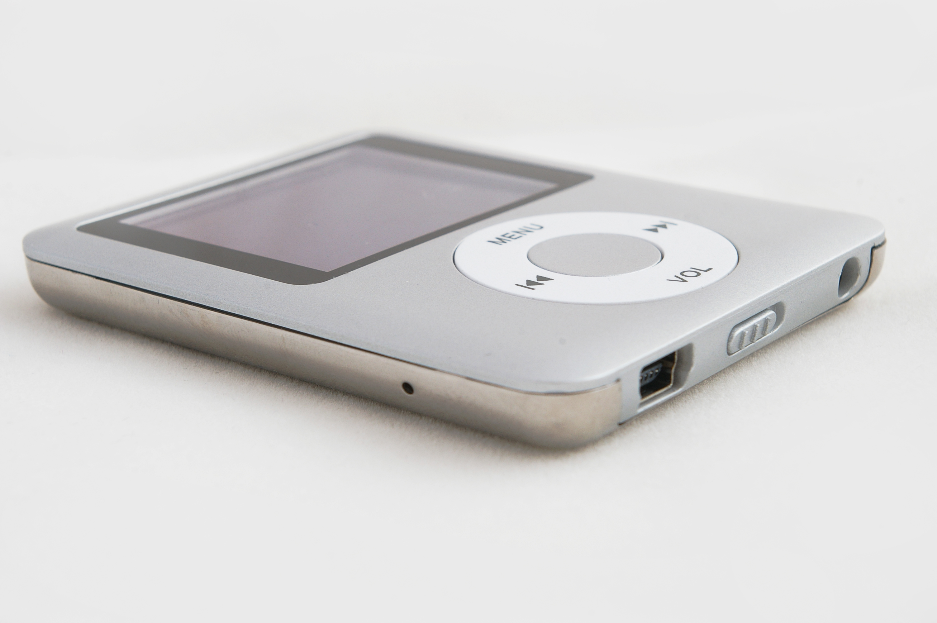 Free photo: Mp3 player - Technology, Smart, Silver - Free