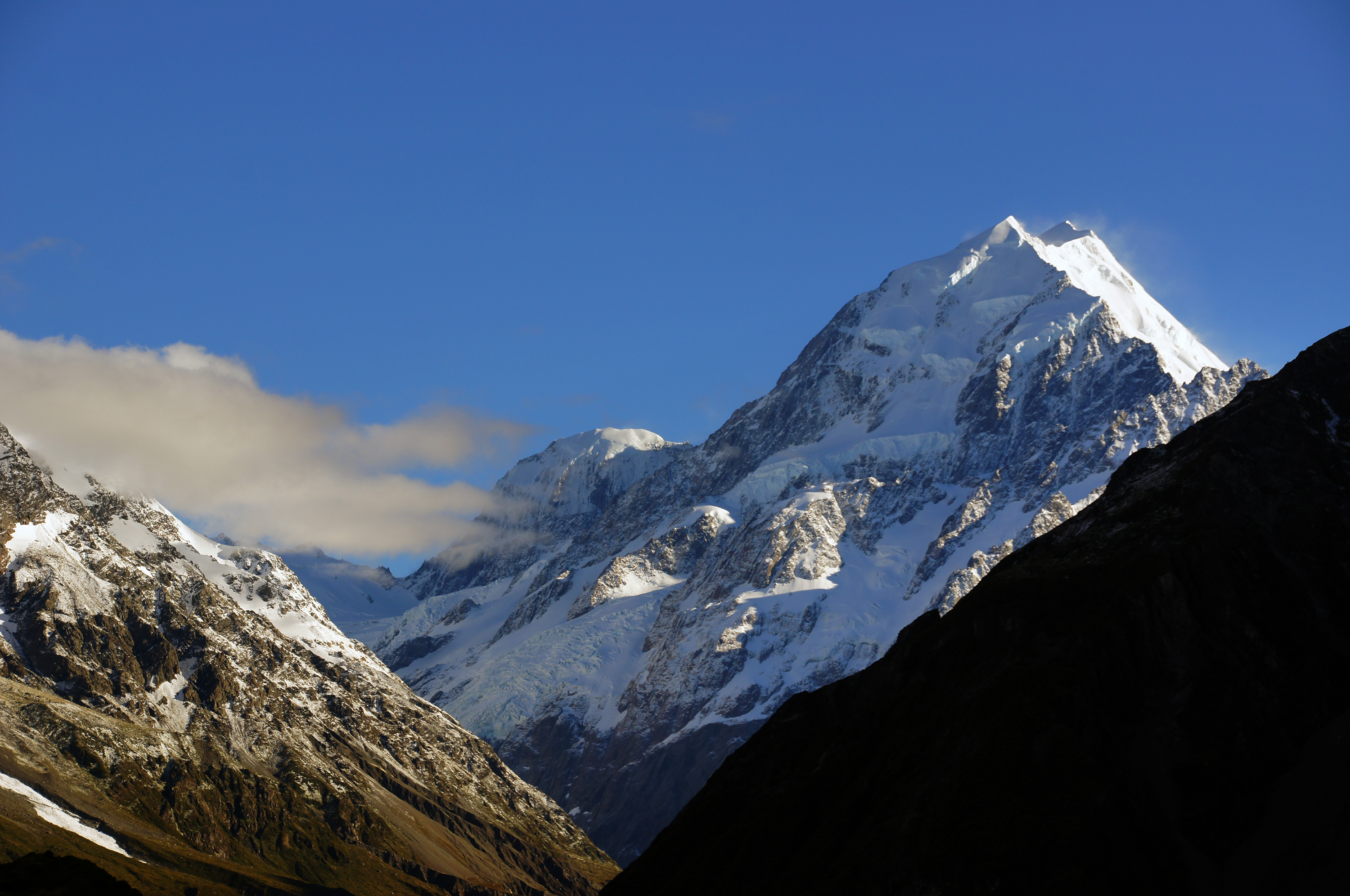 Mt cook national park (17) photo