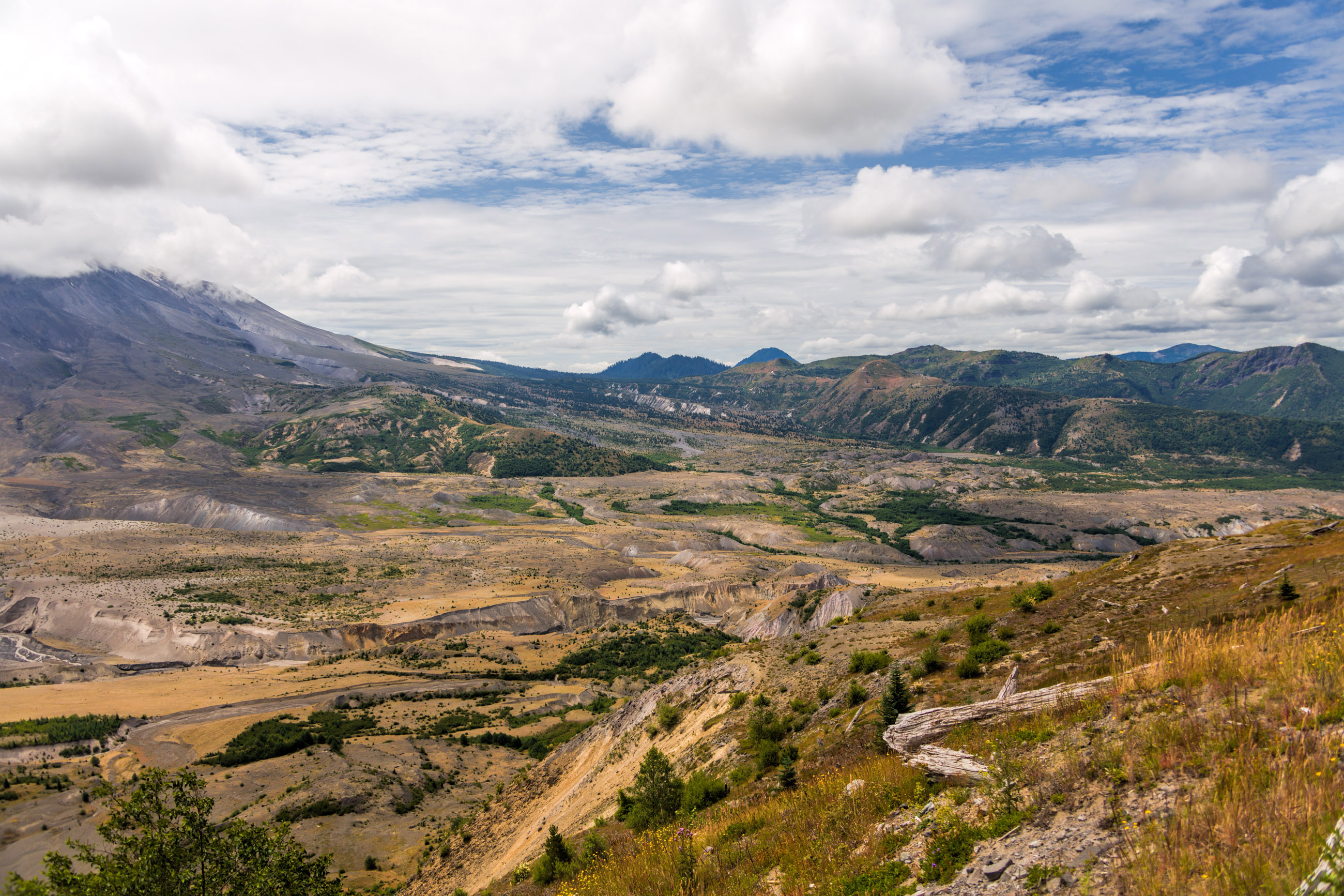 Mt st Helens Destruction, Active, Saint, Natural, Nature, HQ Photo