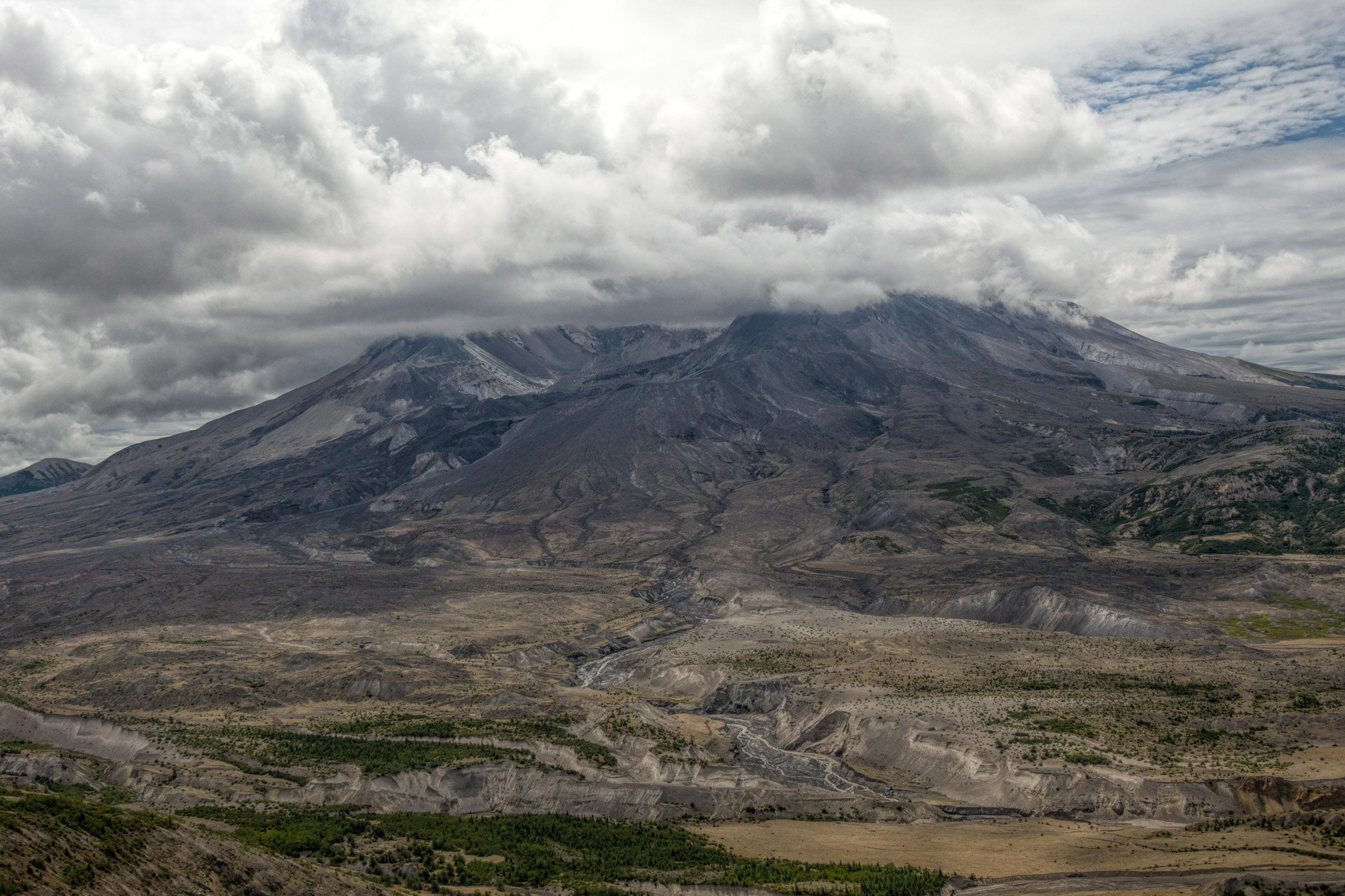 Mt st helens photo