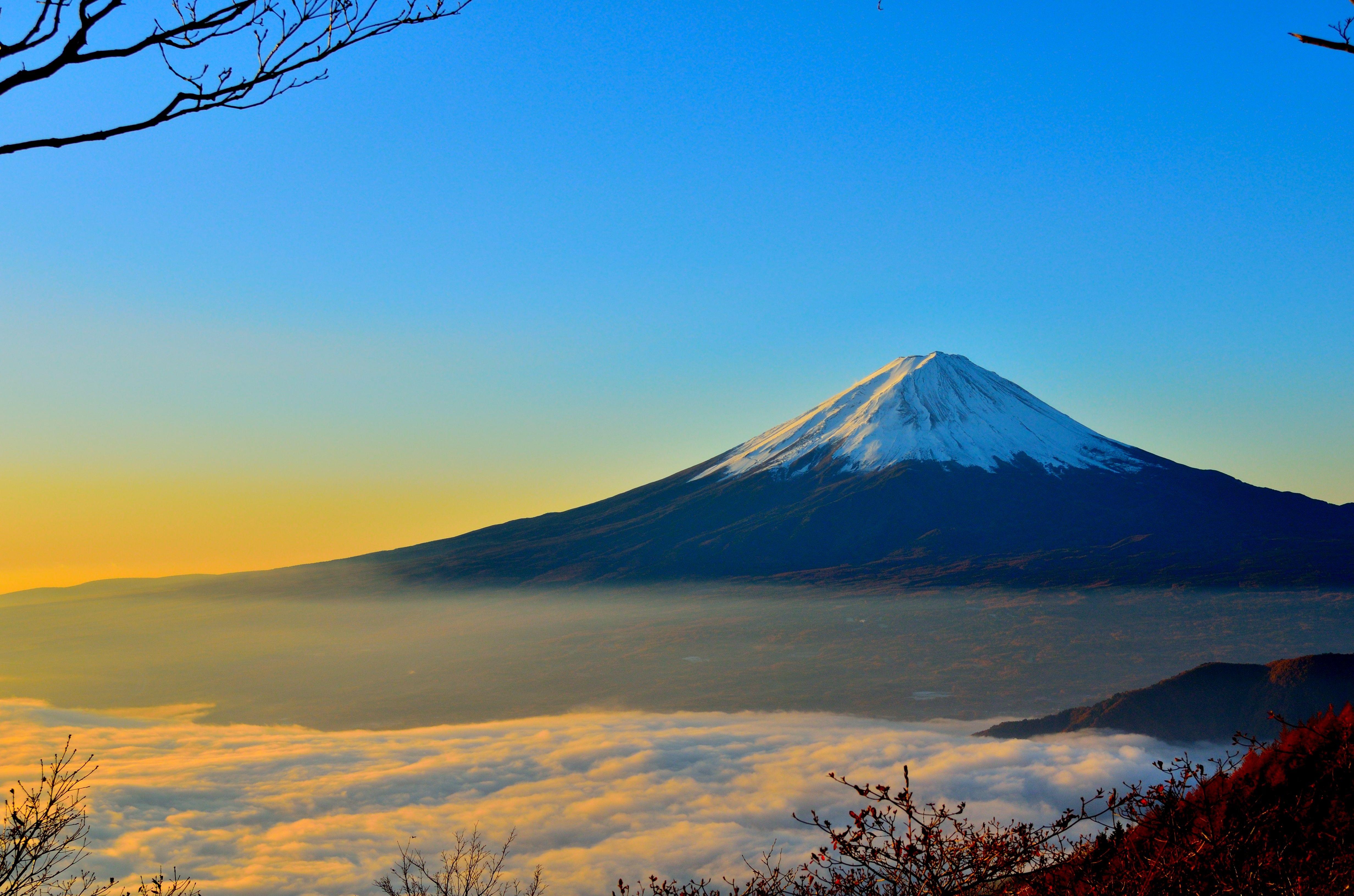 Mt. fuji, japan photo