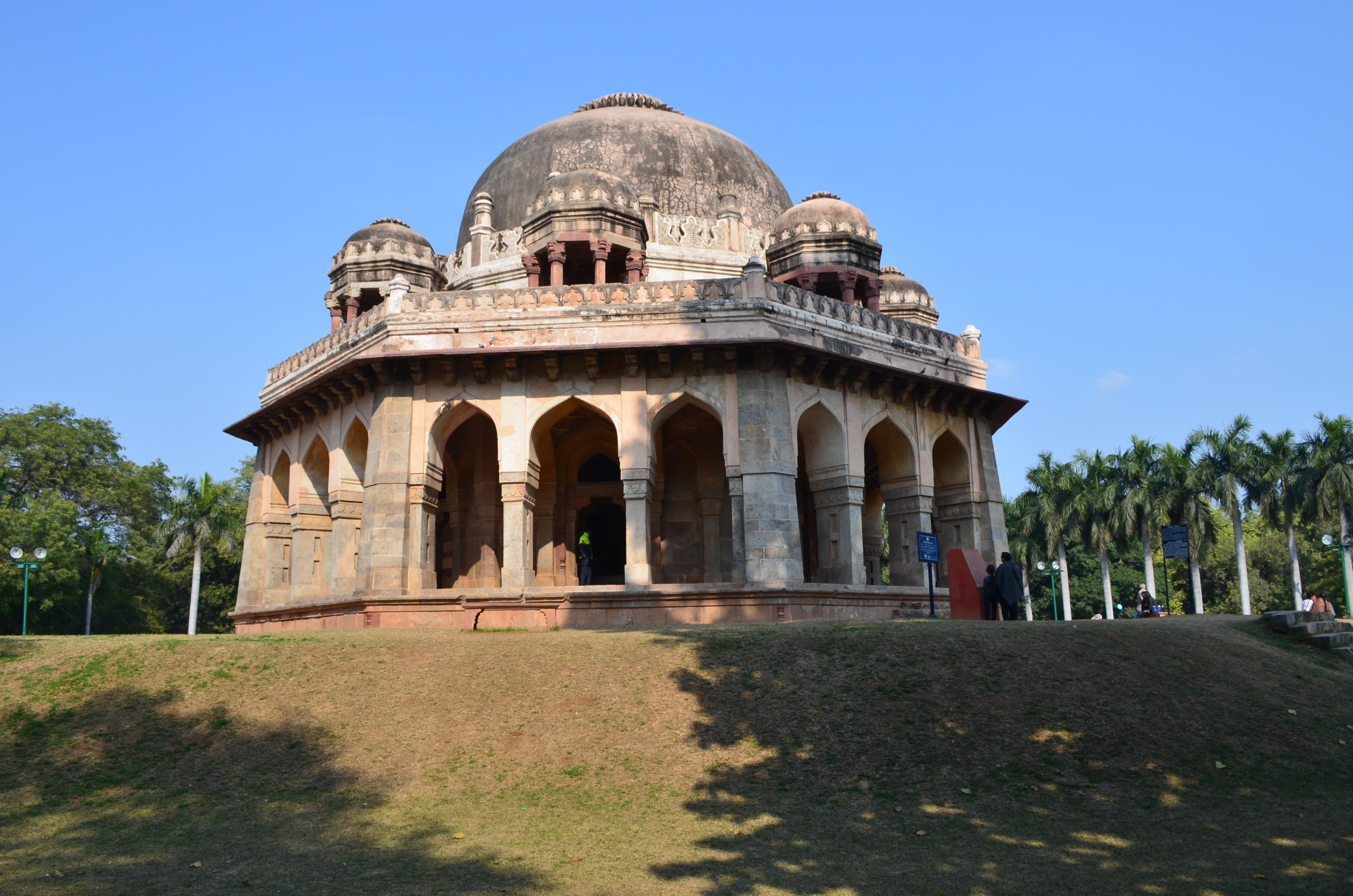 Muhammad shah sayyids tomb photo