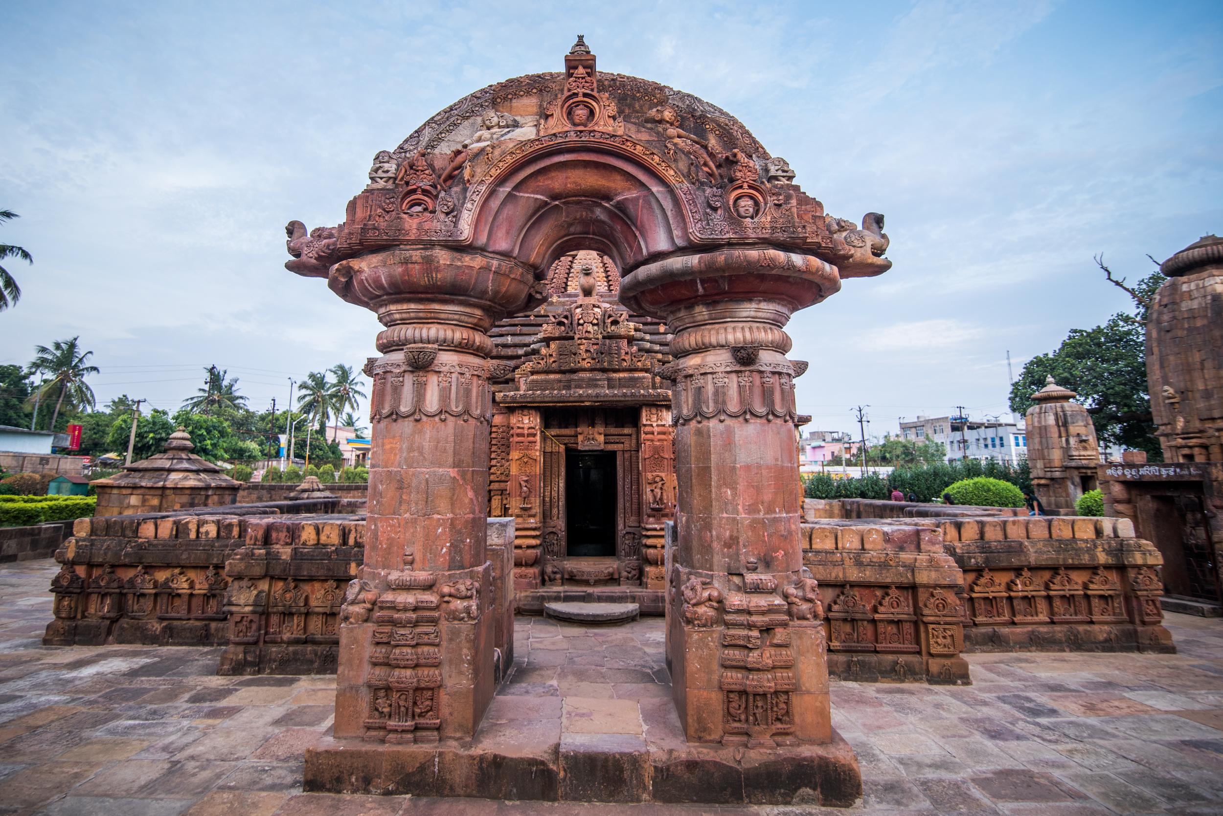File:Ekamra Heritage Walk Mukteswar Temple Bhubaneswar8.jpg ...