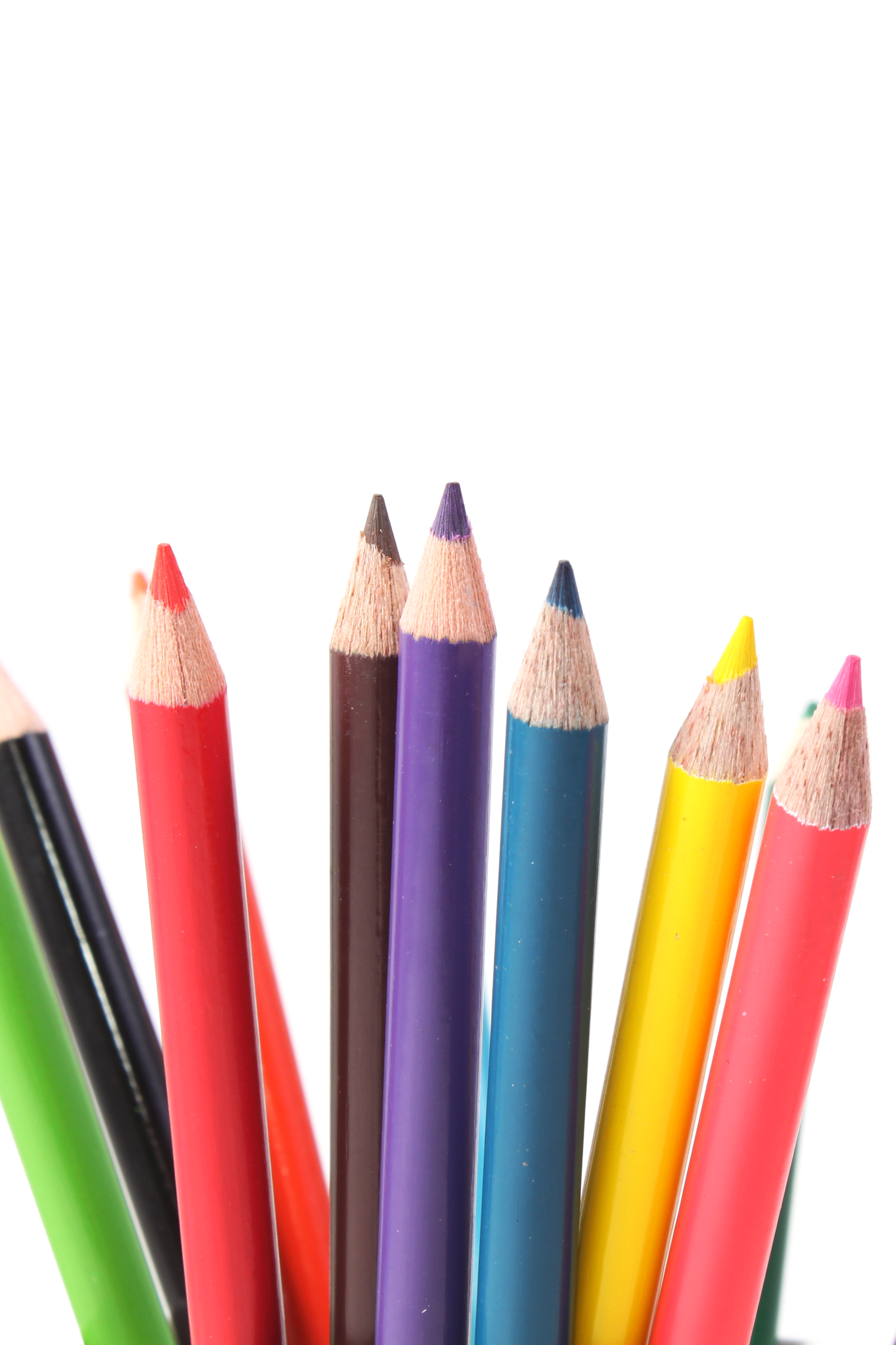 Multicolor Crayons, Multicolour, Educate, Education, Equipment, HQ Photo